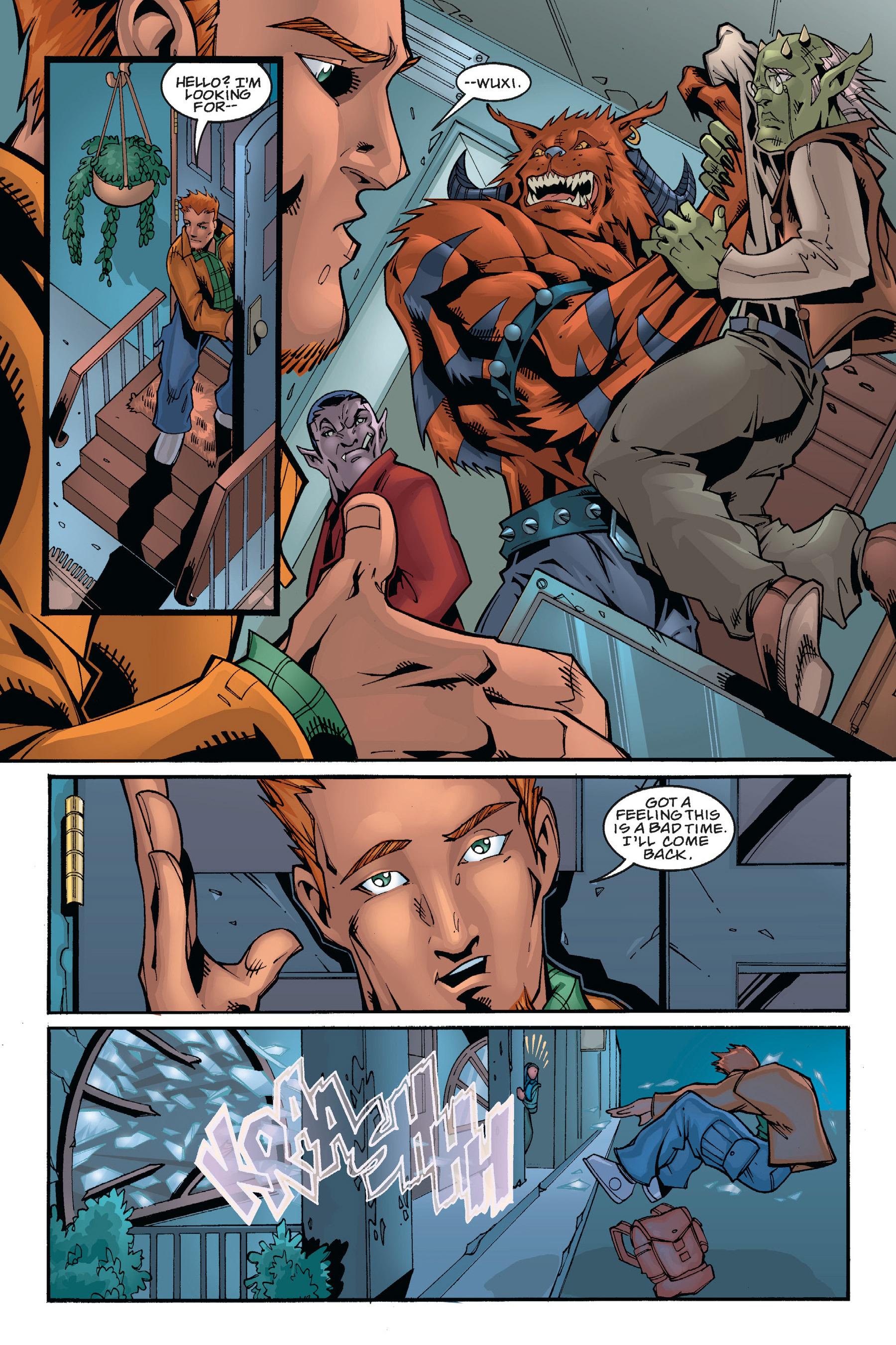 Read online Buffy the Vampire Slayer: Omnibus comic -  Issue # TPB 5 - 310