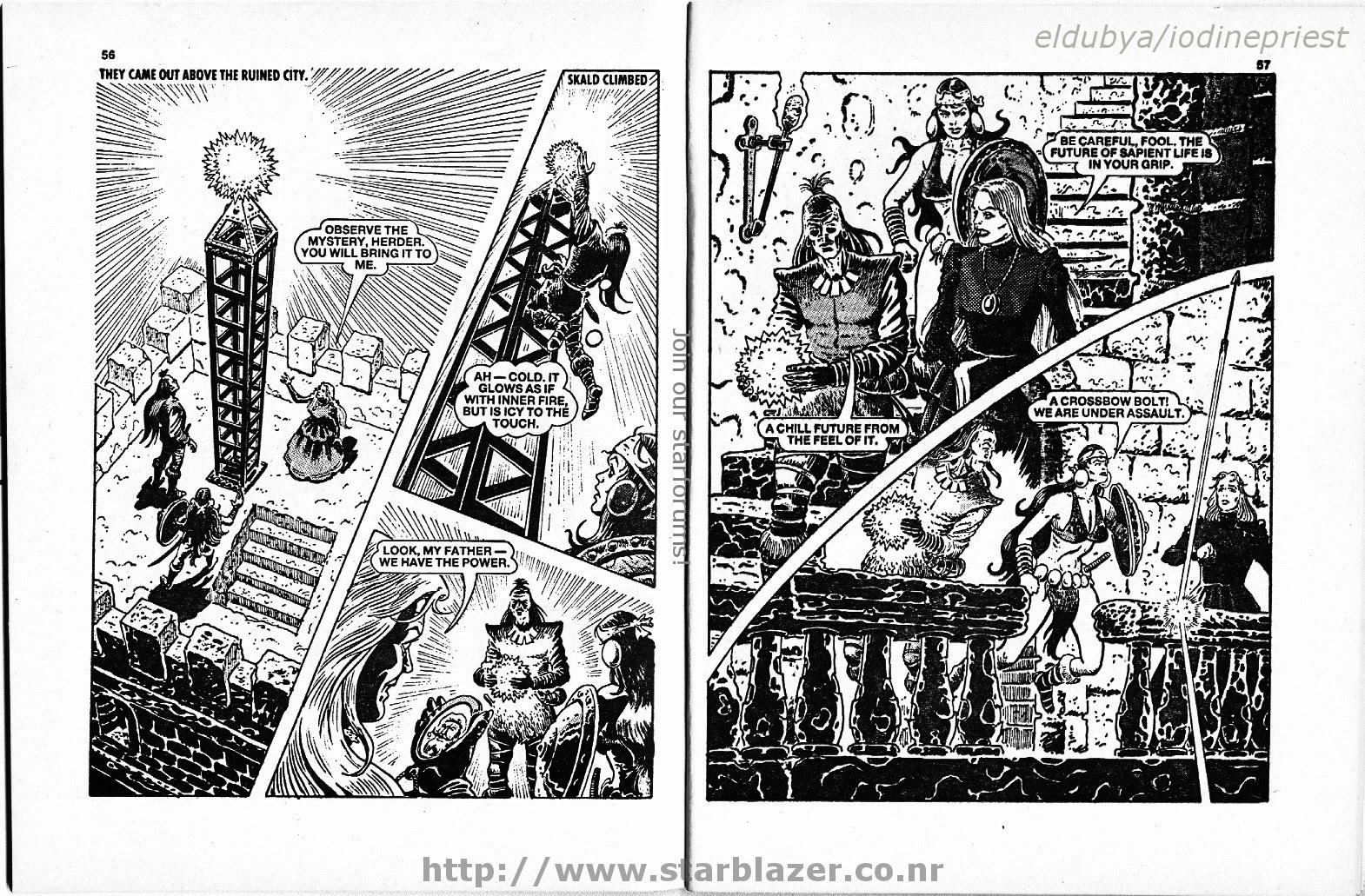 Starblazer issue 267 - Page 30