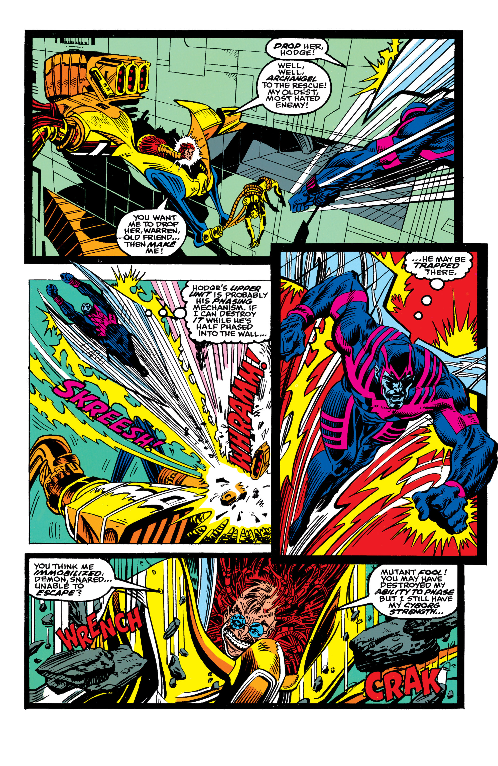 Read online X-Factor (1986) comic -  Issue #62 - 10
