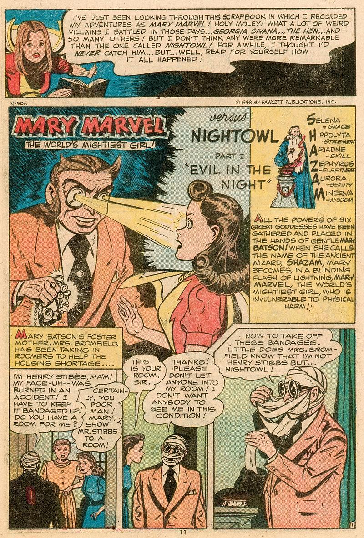 Read online Shazam! (1973) comic -  Issue #12 - 11