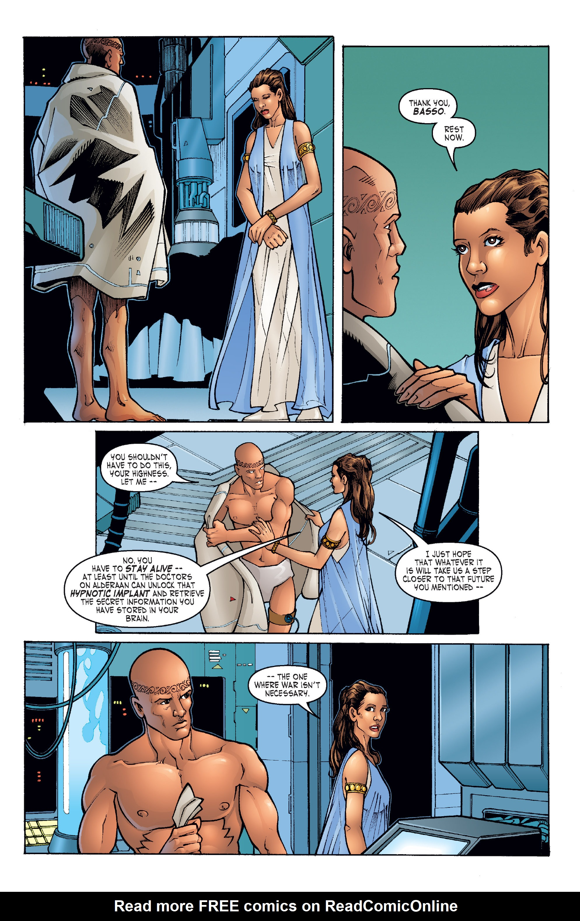 Read online Star Wars Omnibus comic -  Issue # Vol. 17 - 134