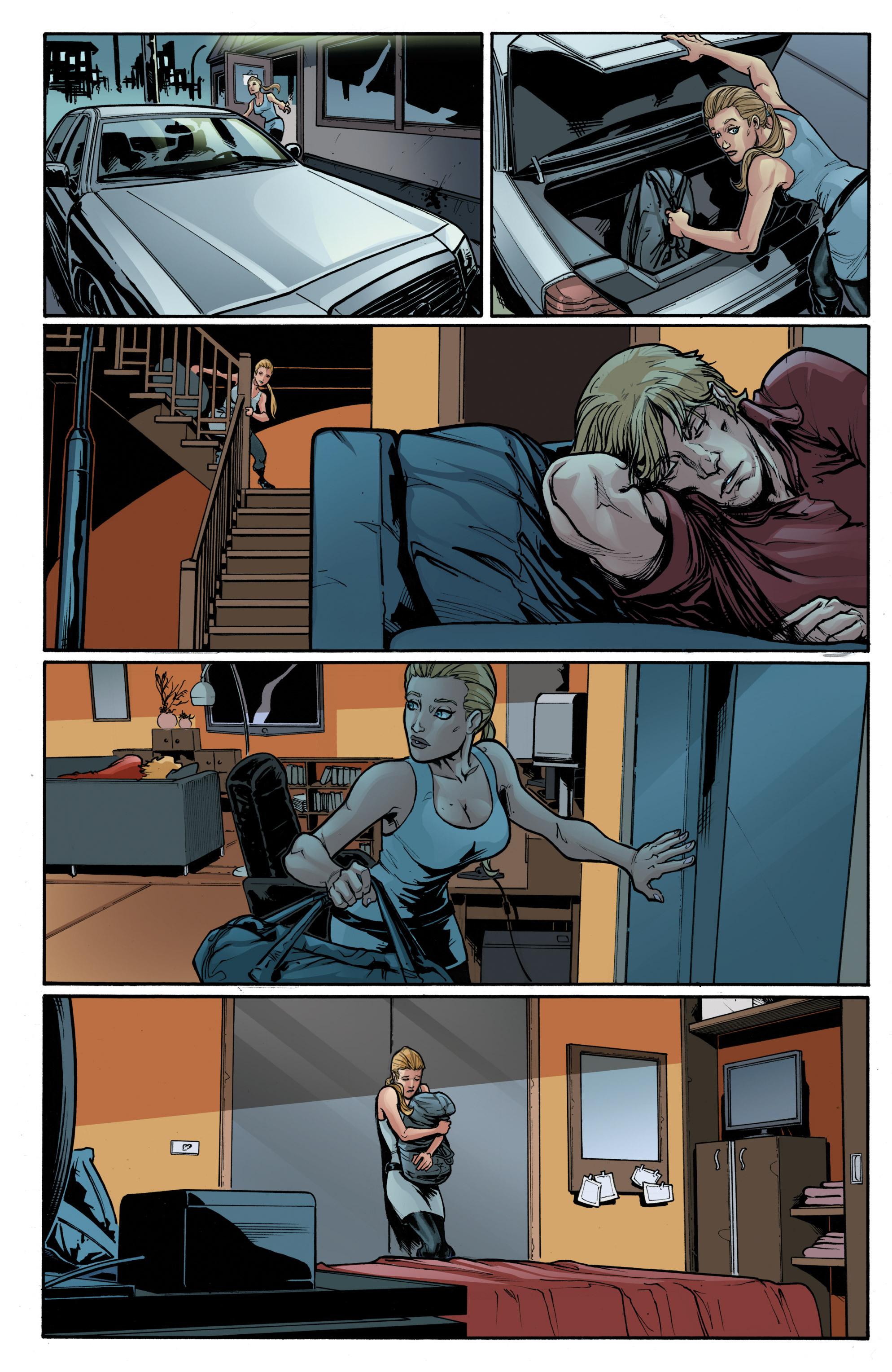Read online 3 Guns comic -  Issue #1 - 23