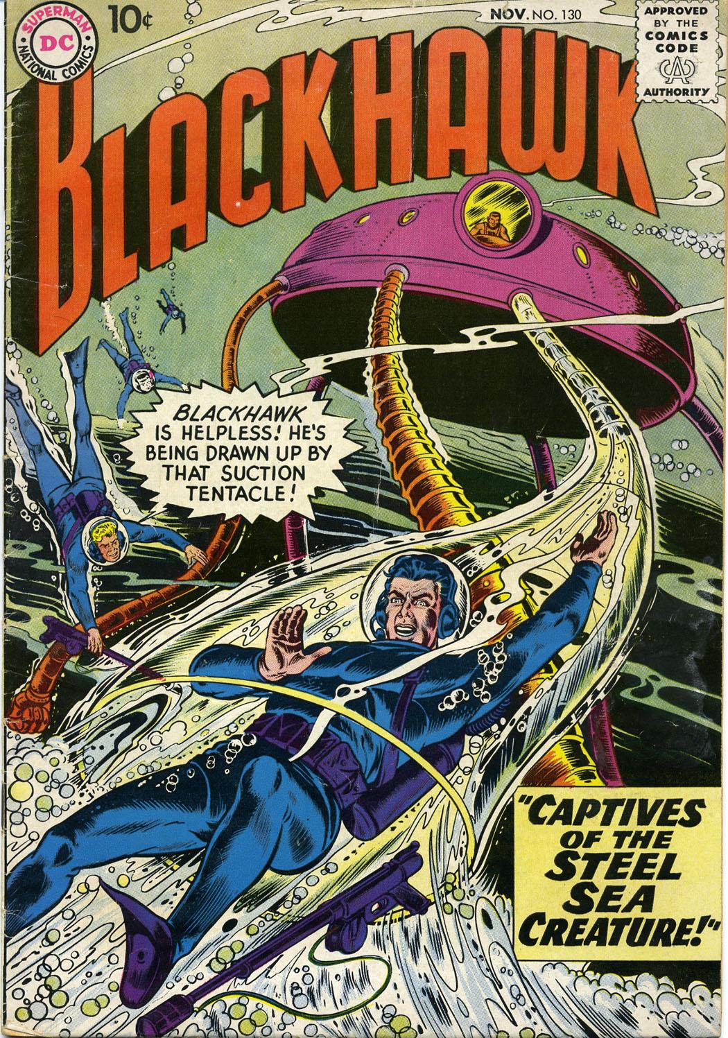 Blackhawk (1957) 130 Page 1