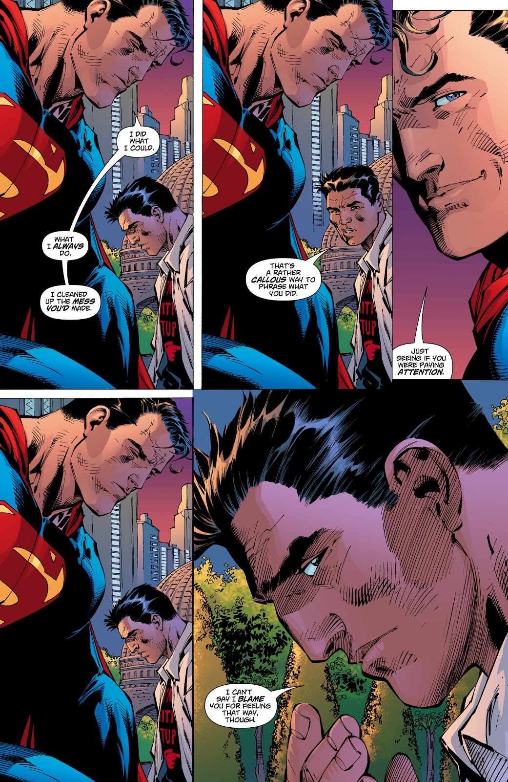 Read online Superman: For Tomorrow comic -  Issue # TPB (Part 1) - 76