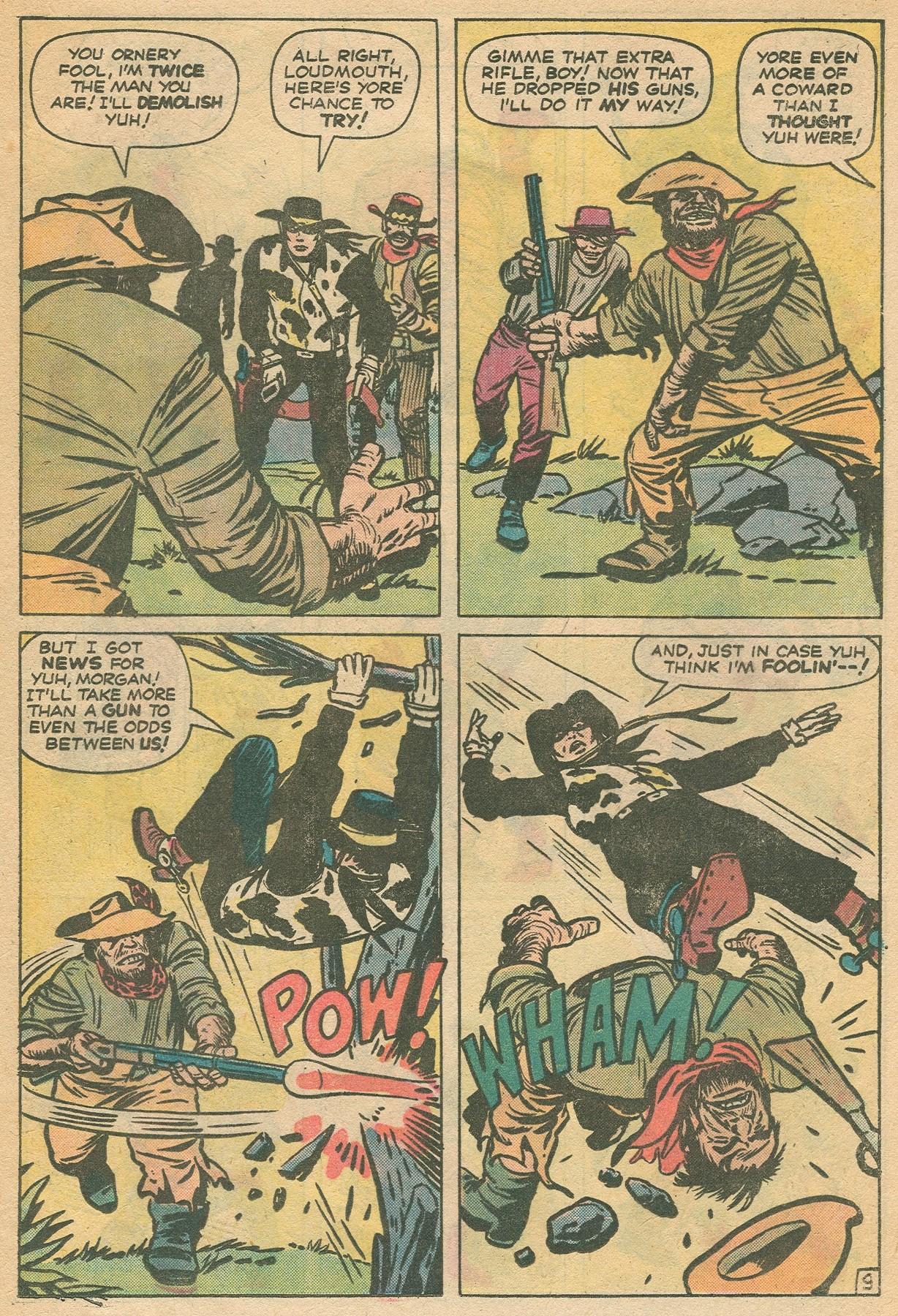 Read online Two-Gun Kid comic -  Issue #130 - 17
