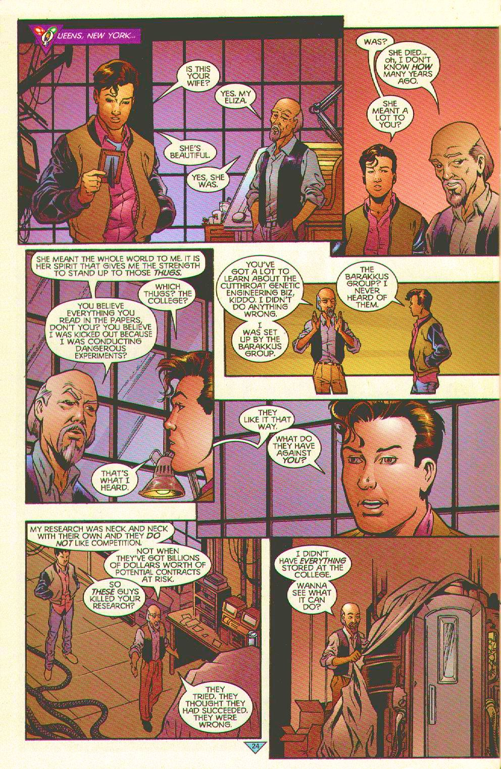 Read online Trinity Angels comic -  Issue #8 - 22