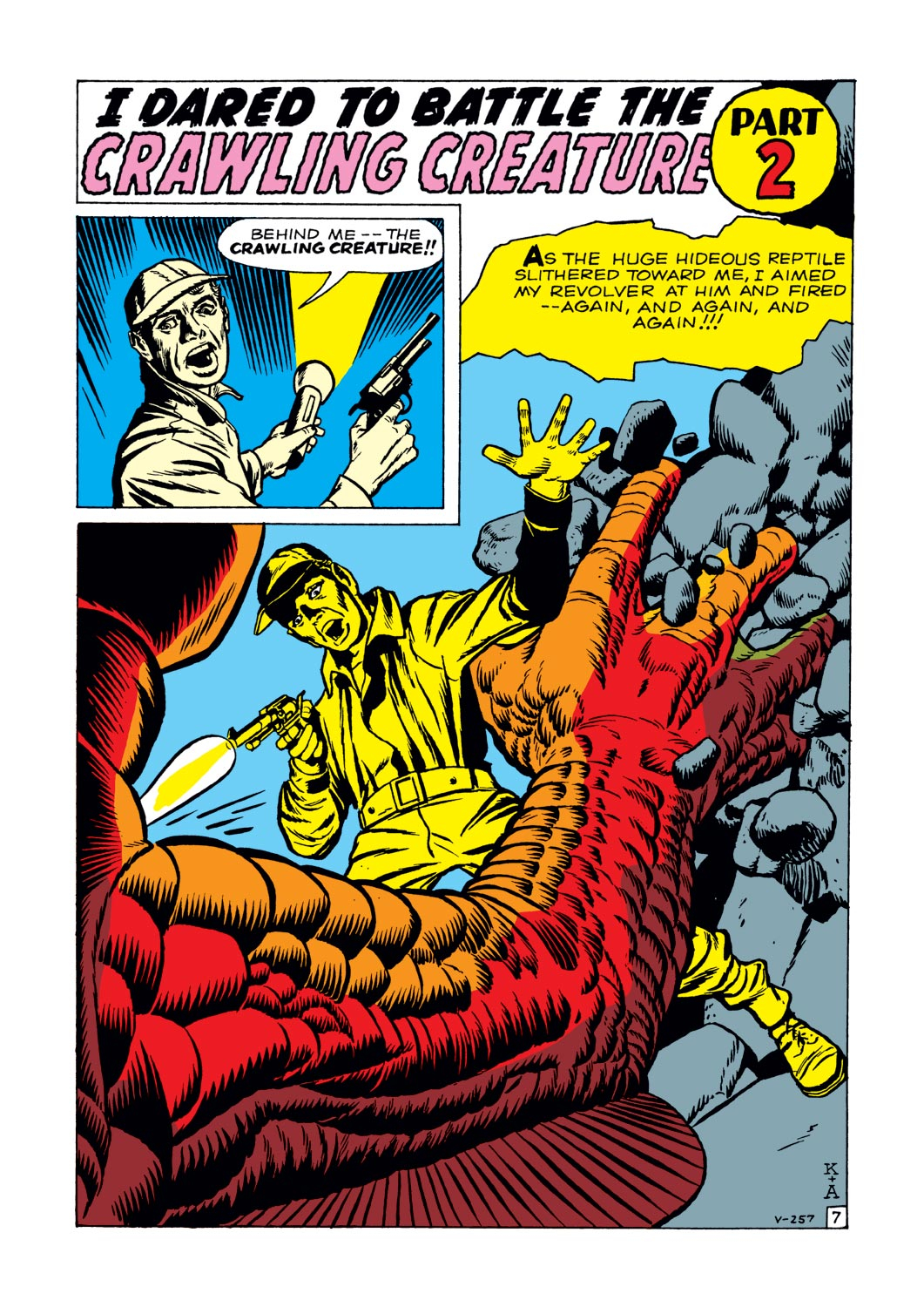 Tales to Astonish (1959) issue 22 - Page 9