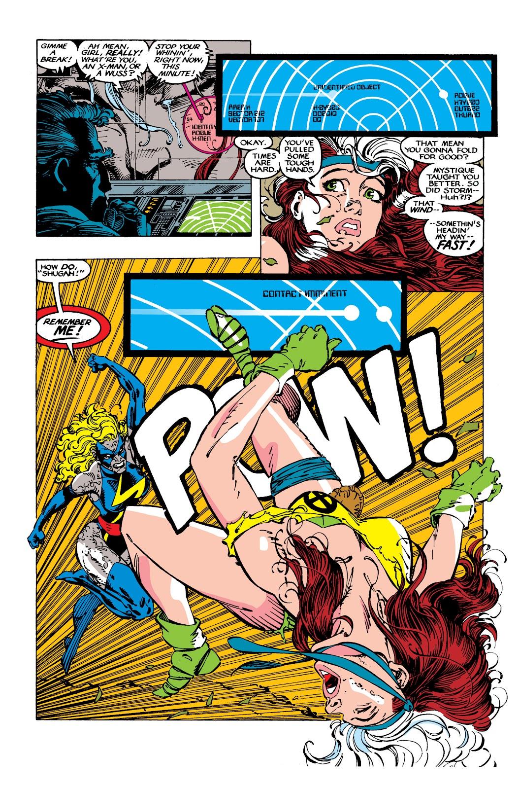Uncanny X-Men (1963) issue 269 - Page 17