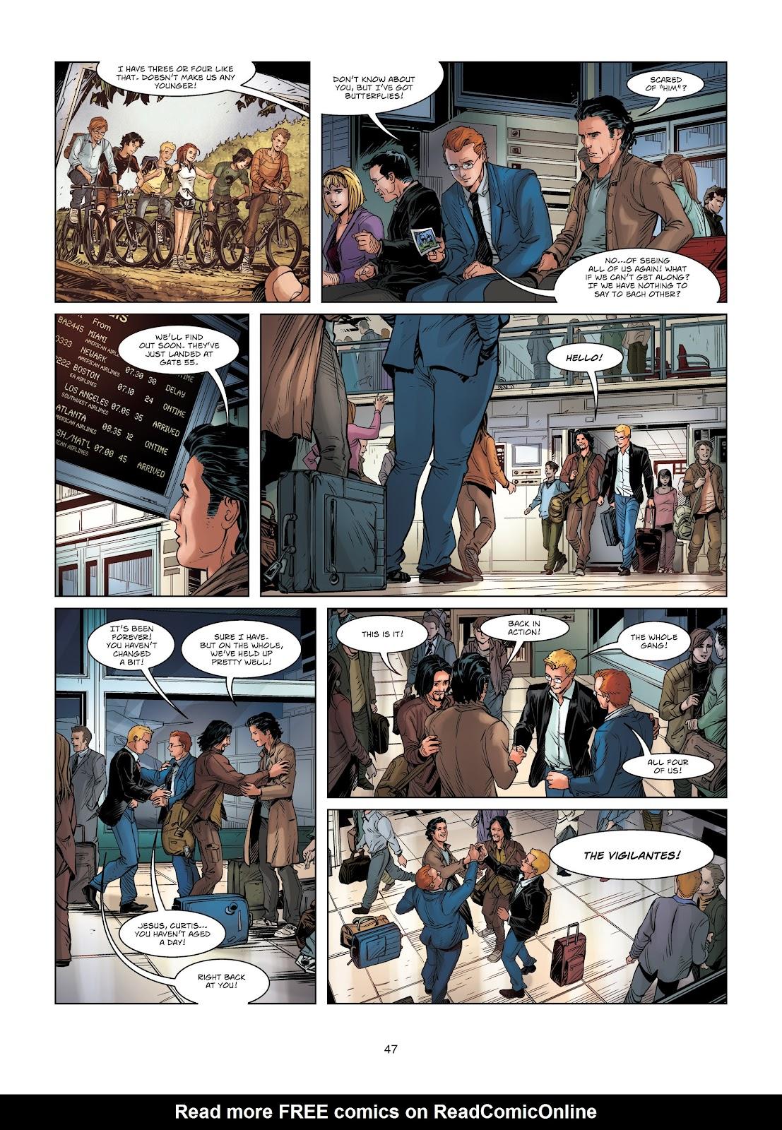 Read online Vigilantes comic -  Issue #1 - 47