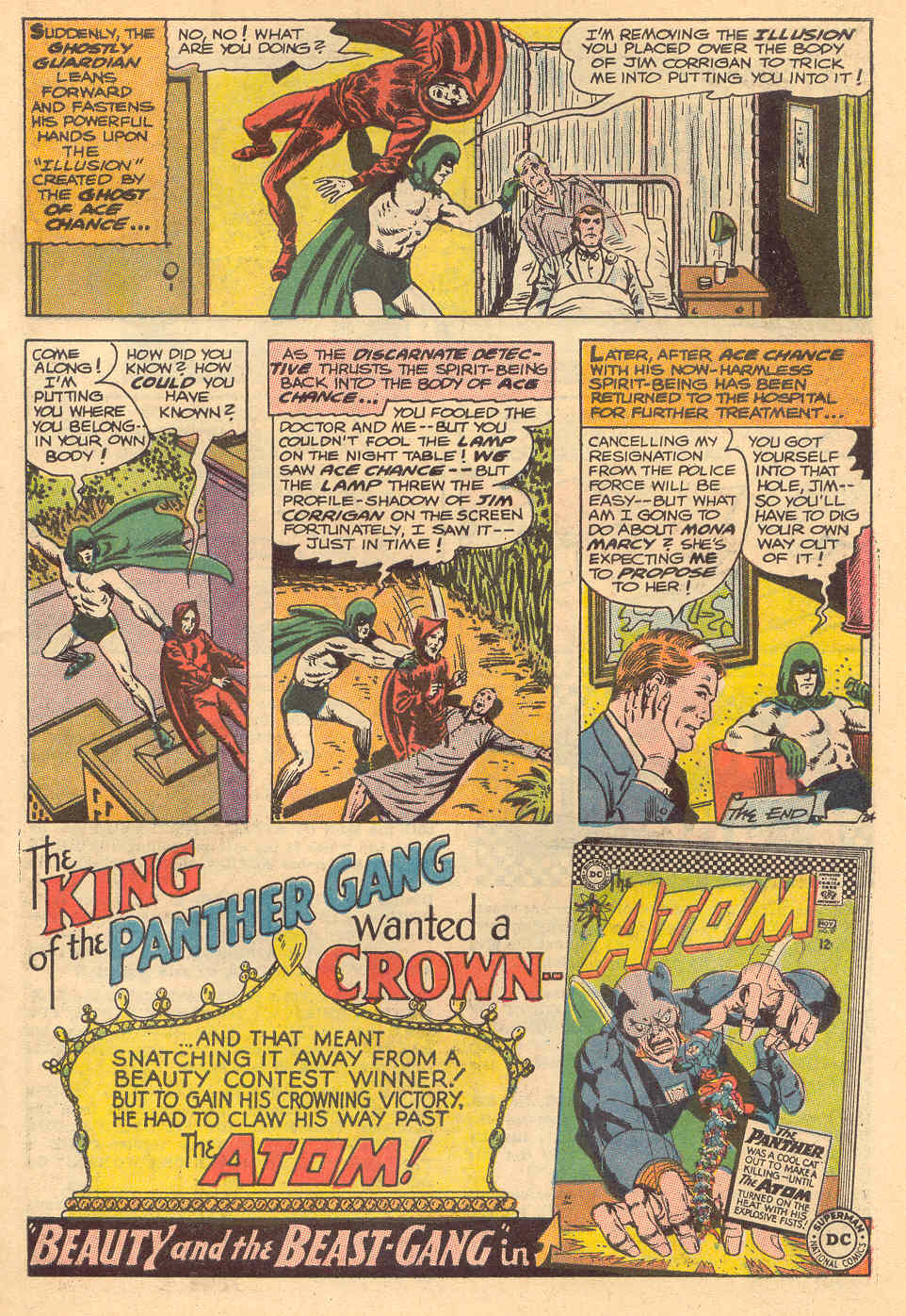 Read online Adventure Comics (1938) comic -  Issue #493 - 98
