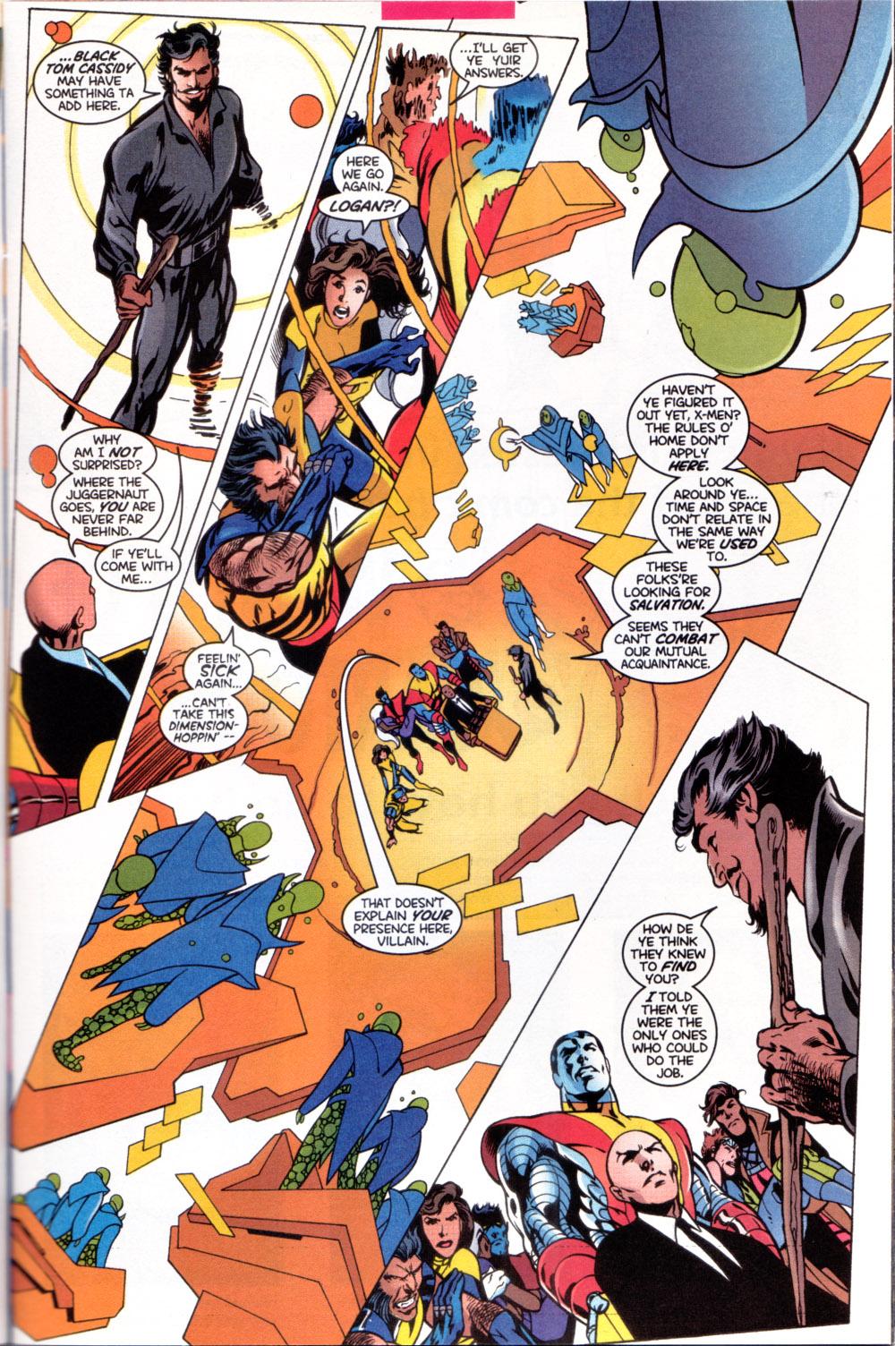 X-Men (1991) 88 Page 9