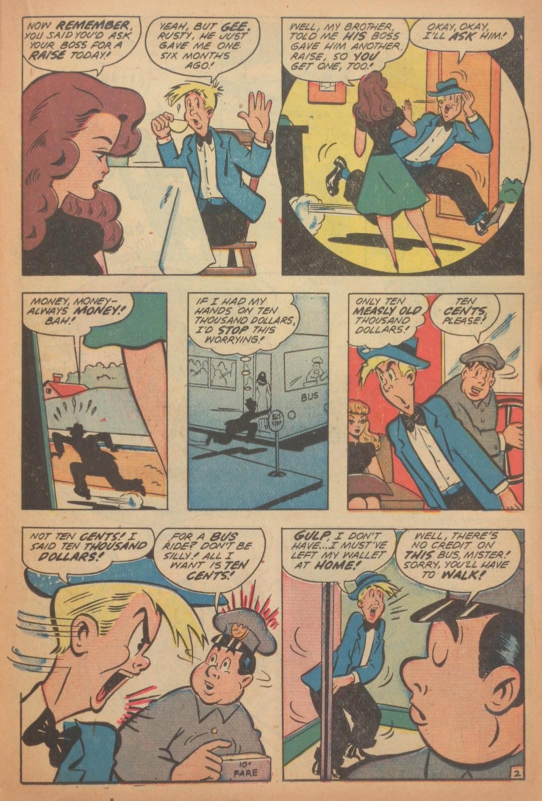 Read online Gay Comics comic -  Issue #33 - 31