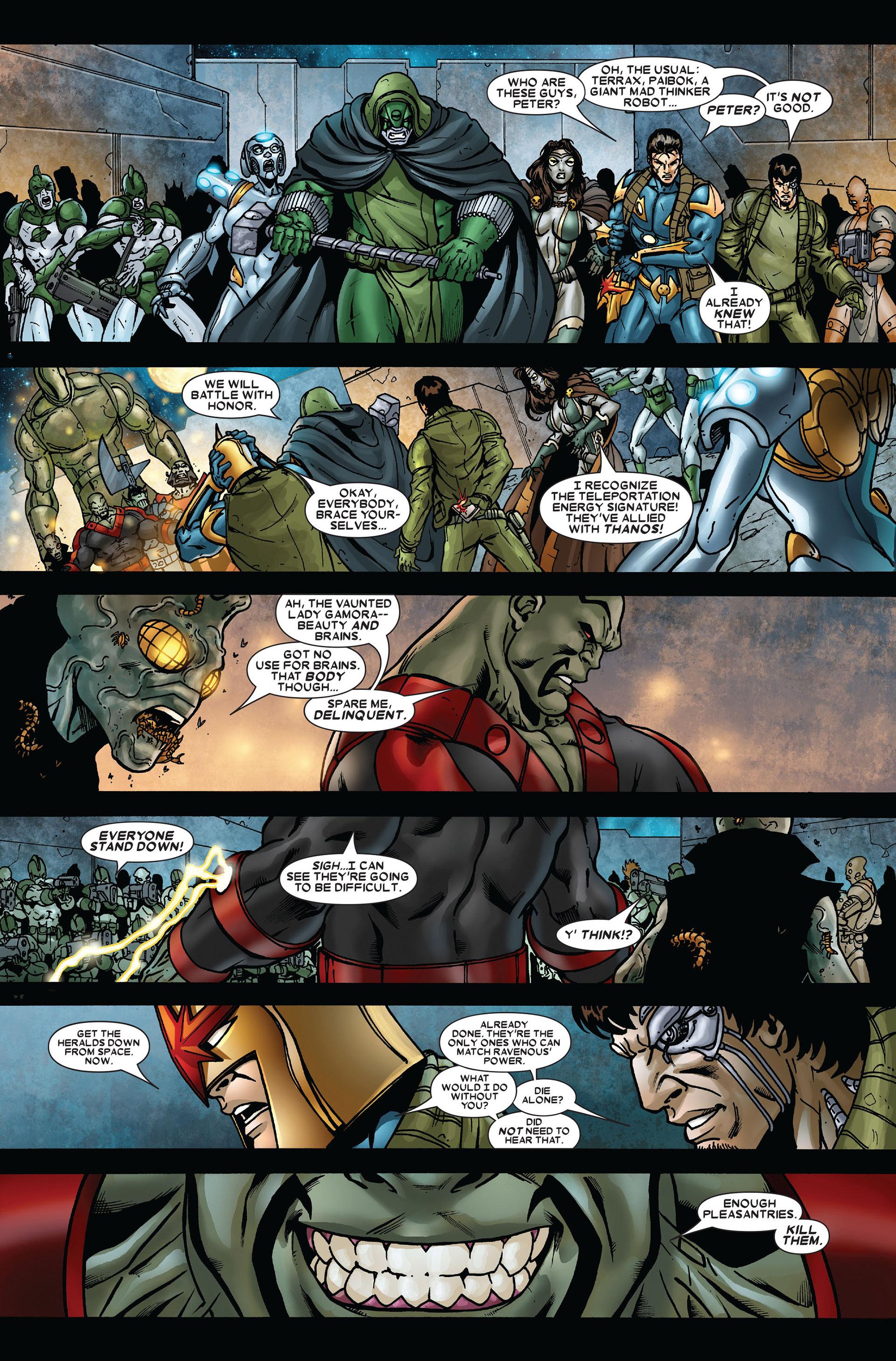 Read online Annihilation comic -  Issue #2 - 17