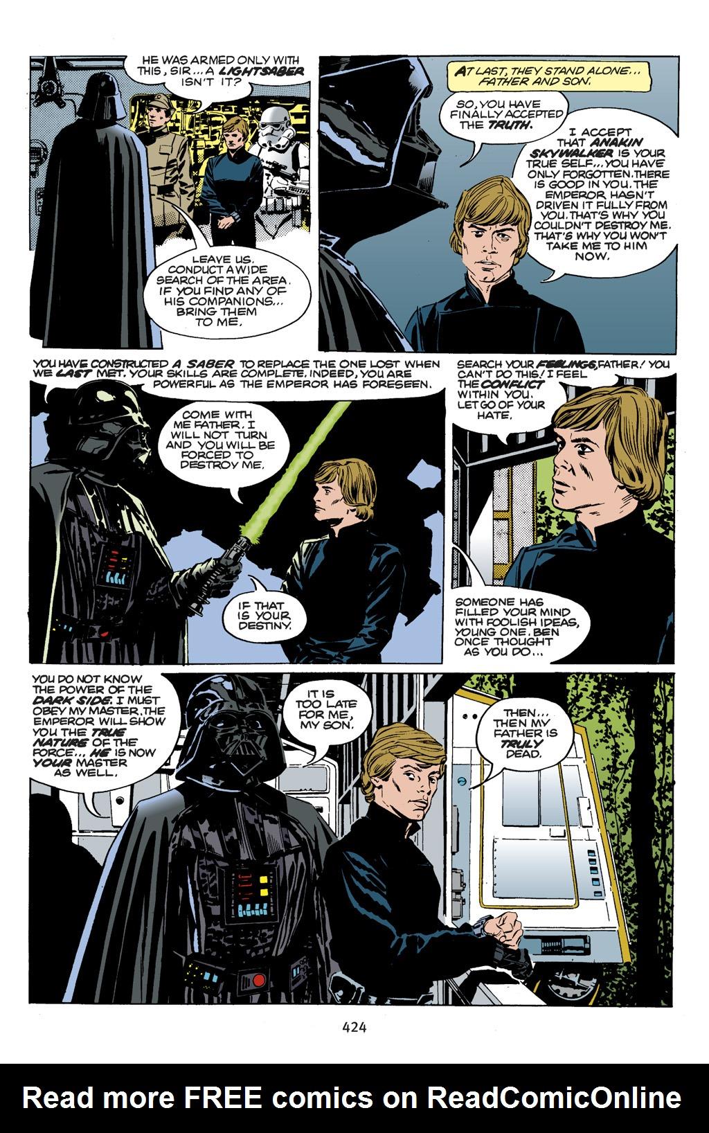Read online Star Wars Omnibus comic -  Issue # Vol. 18.5 - 141