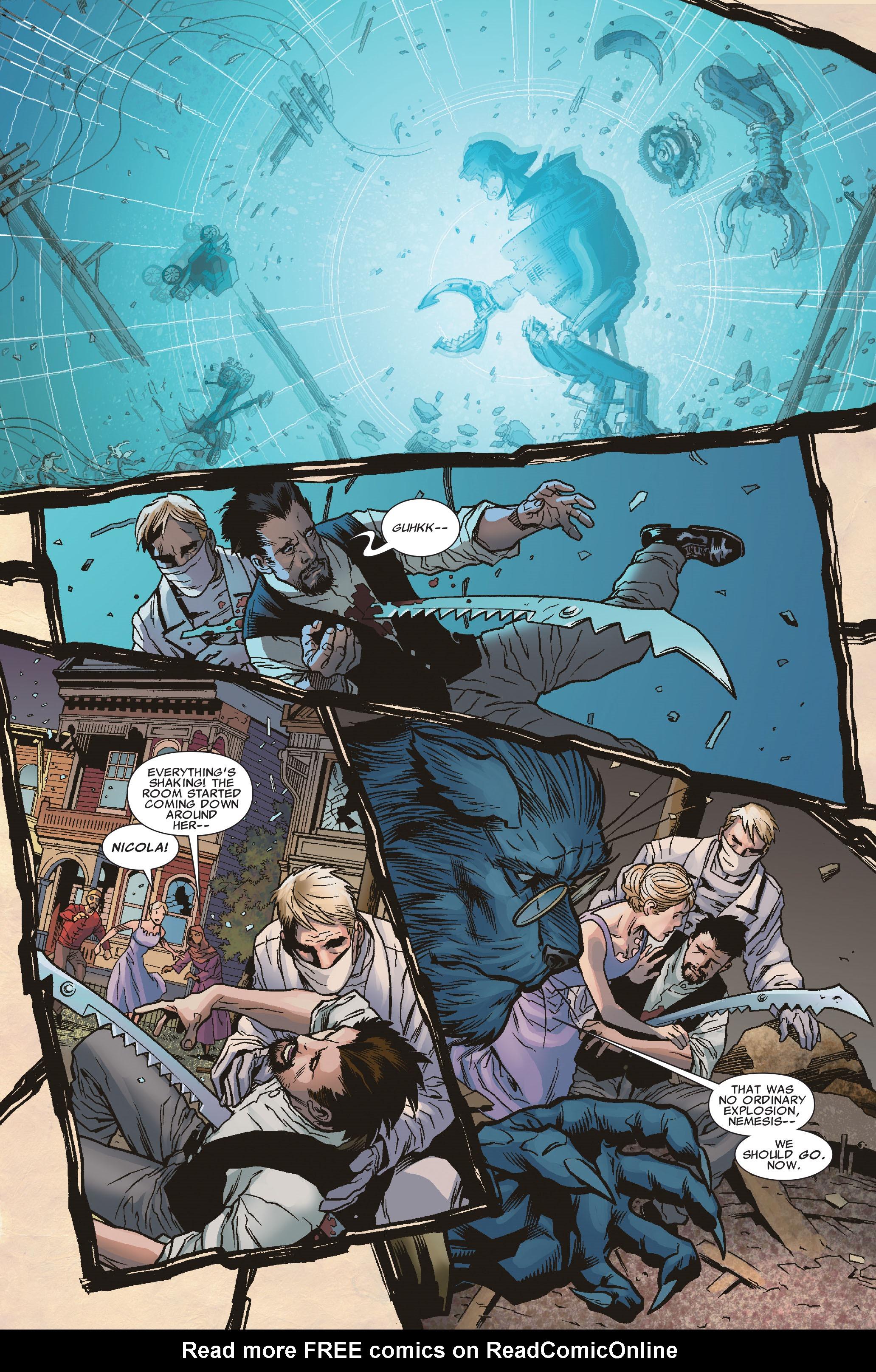 Read online Uncanny X-Men (1963) comic -  Issue #512 - 35