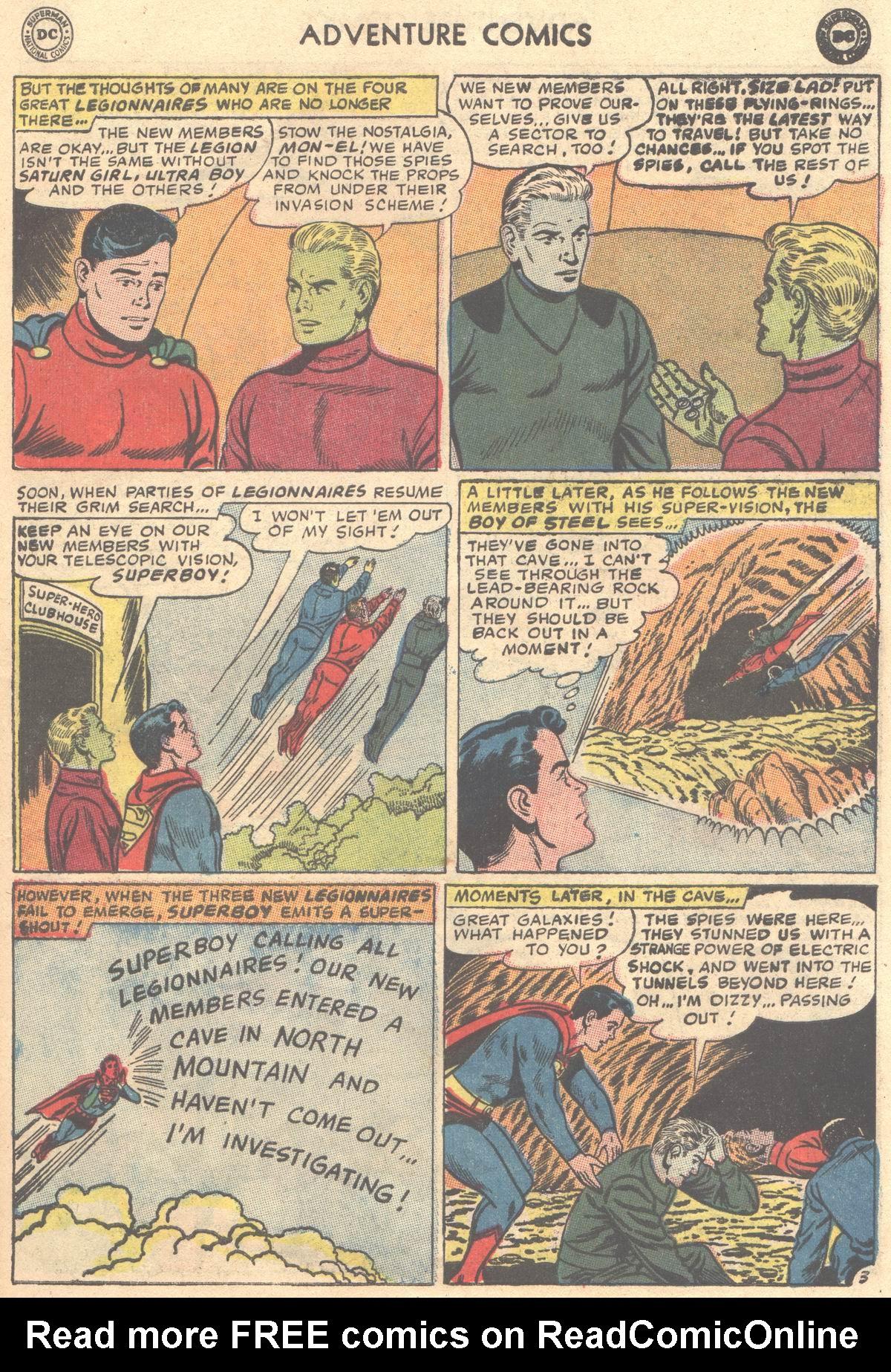 Read online Adventure Comics (1938) comic -  Issue #337 - 15