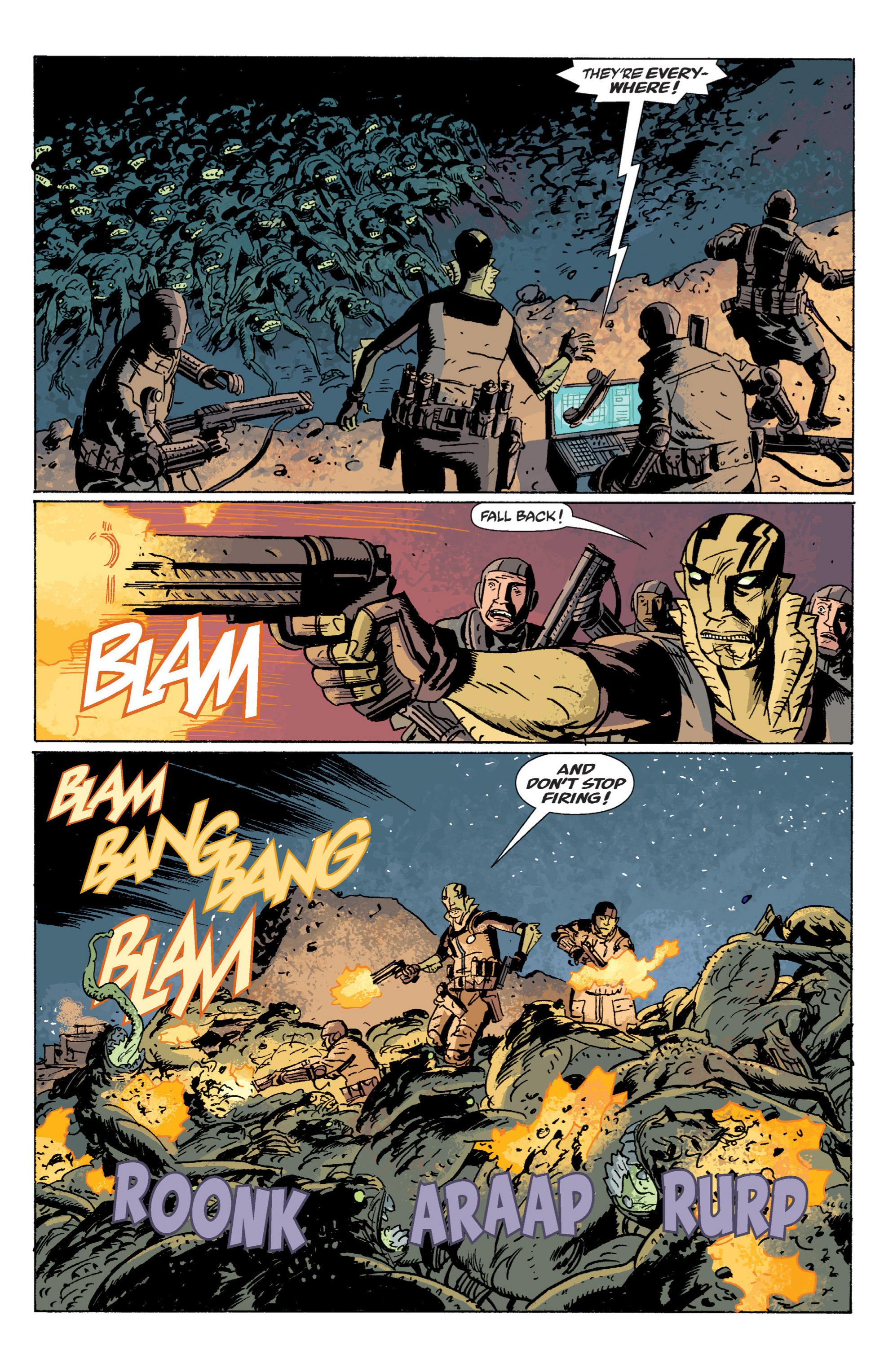 Read online B.P.R.D. (2003) comic -  Issue # TPB 5 - 102