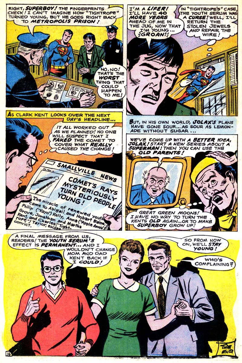 Superboy (1949) issue 145 - Page 17
