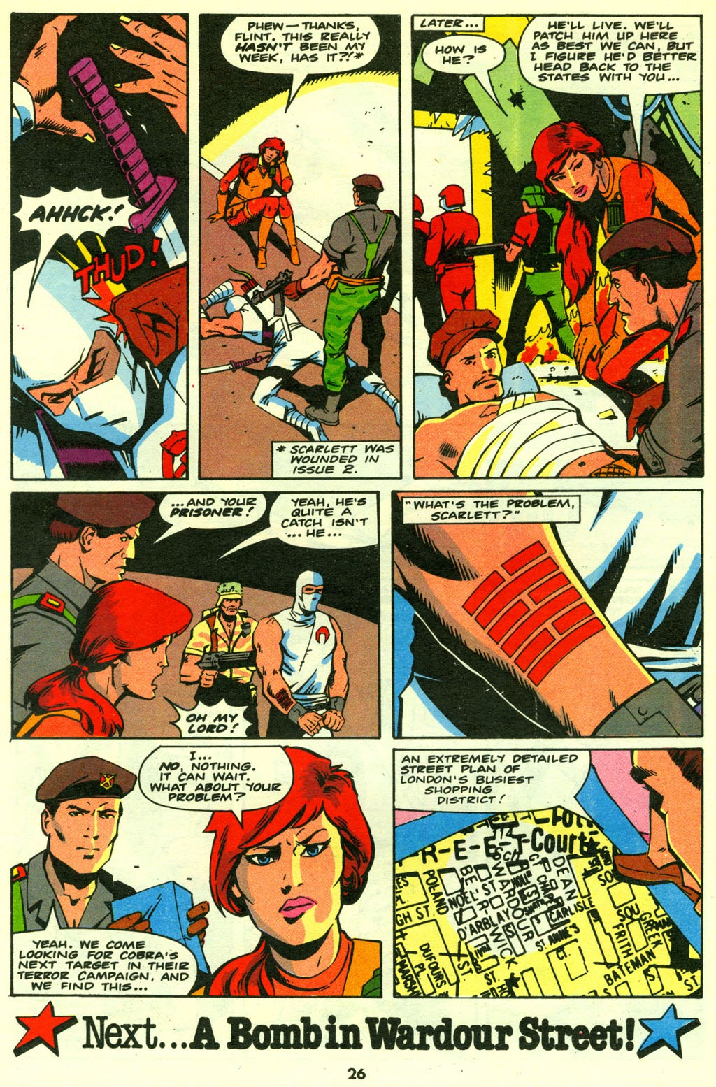 G.I. Joe European Missions issue 14 - Page 26