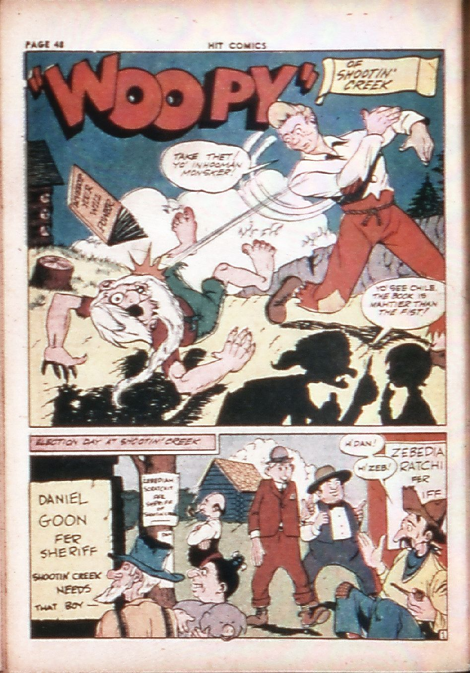 Read online Hit Comics comic -  Issue #29 - 50