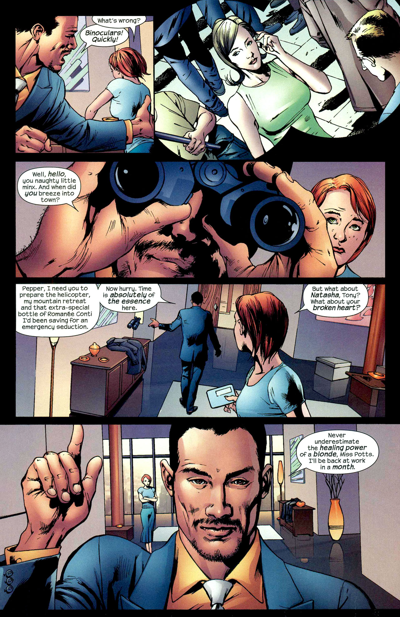Read online Ultimates 2 comic -  Issue #13 - 35