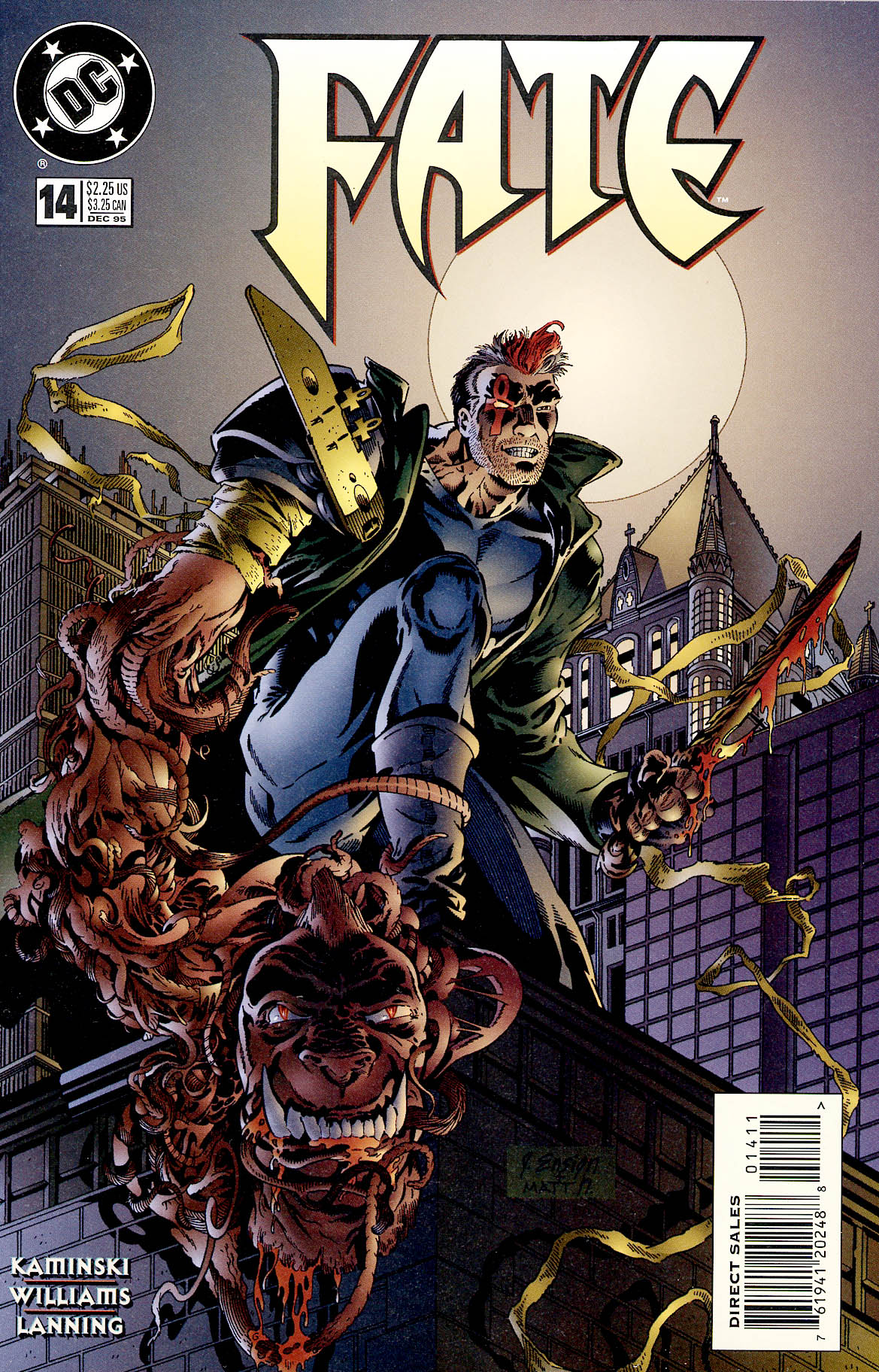 Read online Fate comic -  Issue #14 - 1