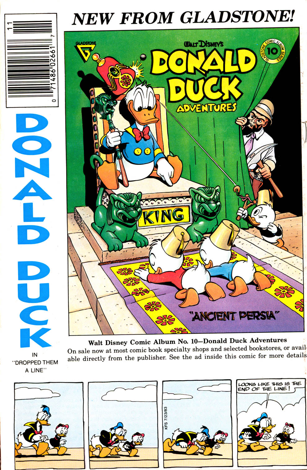 Read online Uncle Scrooge (1953) comic -  Issue #231 - 37