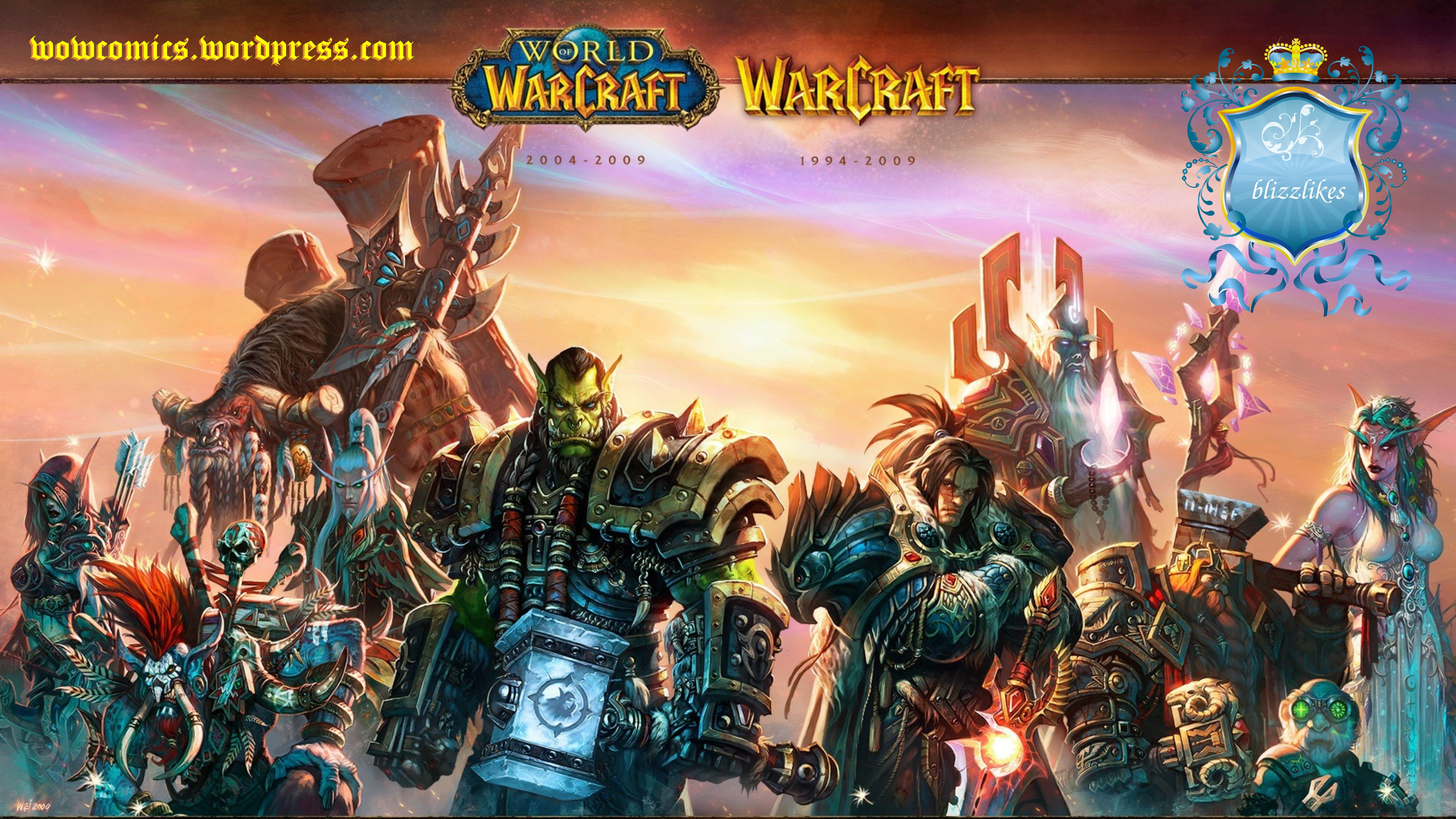 Read online World of Warcraft Special comic -  Issue # Full - 1