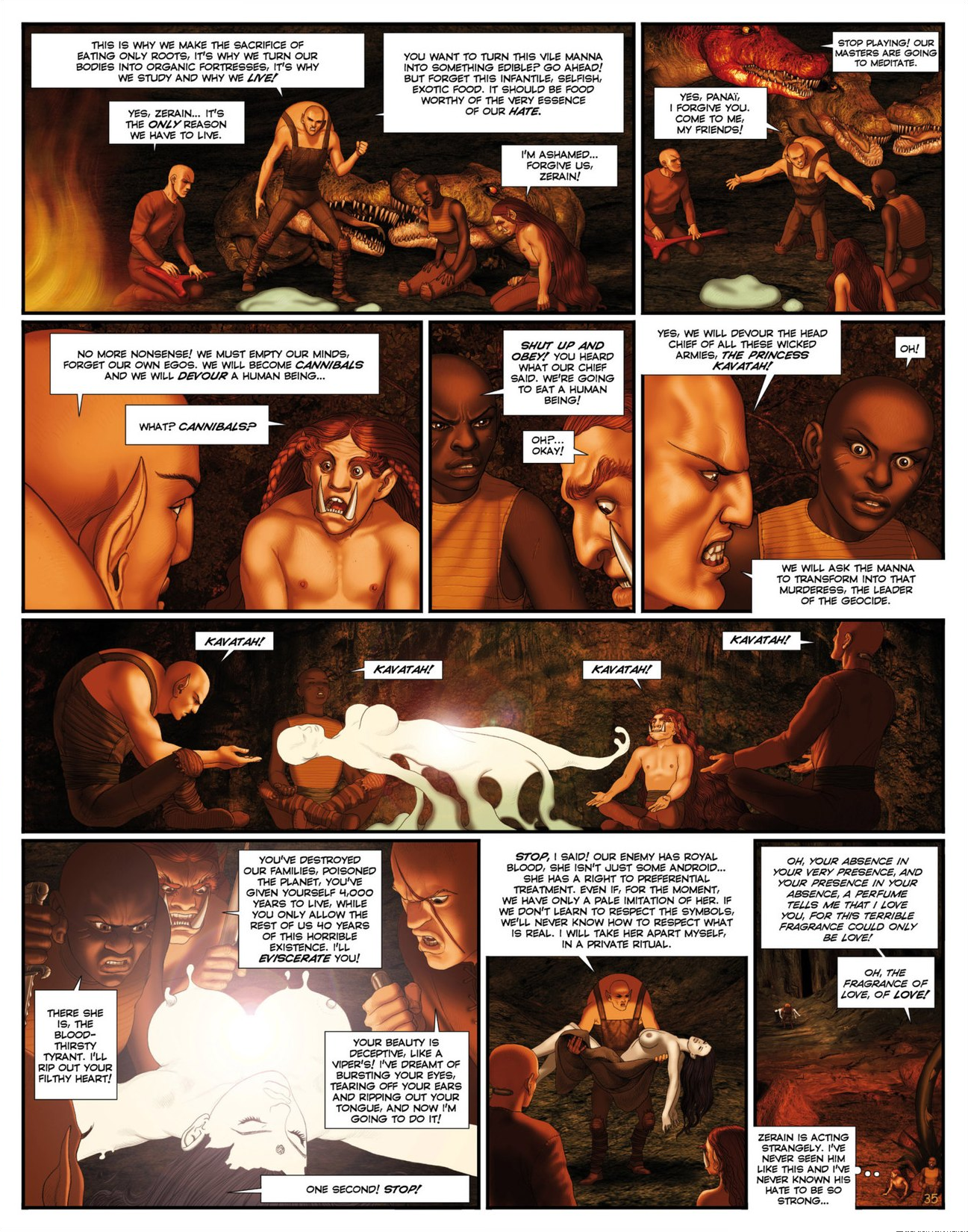 Read online Megalex (2014) comic -  Issue #2 - 37