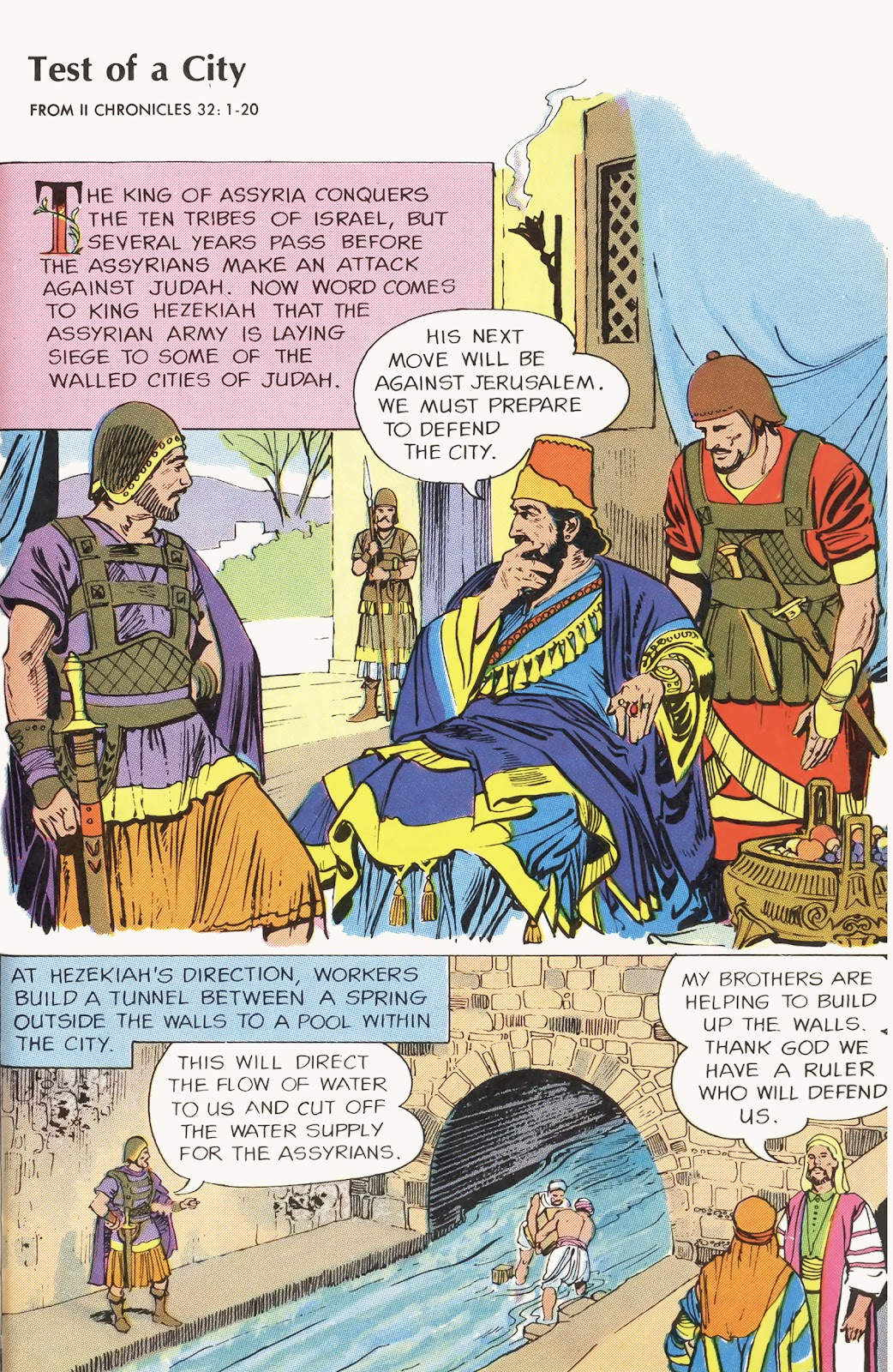 The Picture Bible issue TPB (Part 5) - Page 26