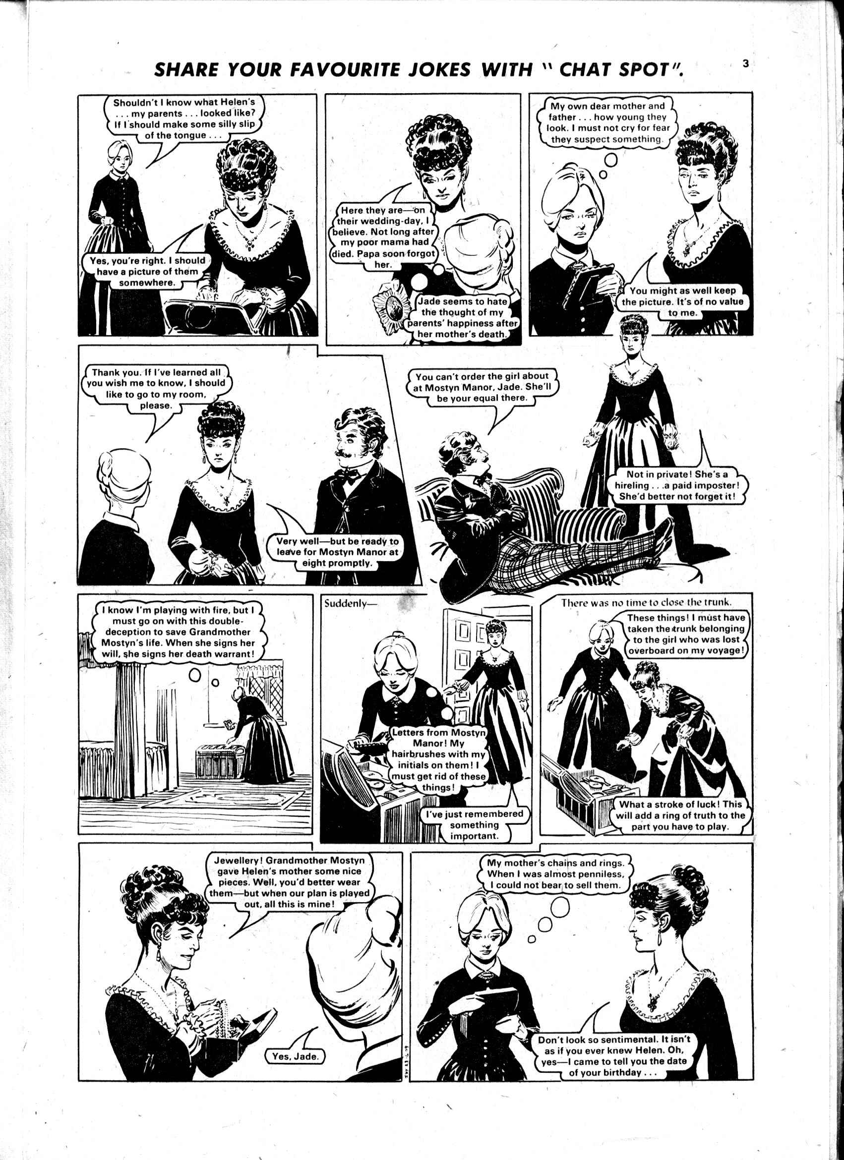 Read online Judy comic -  Issue #15 - 3