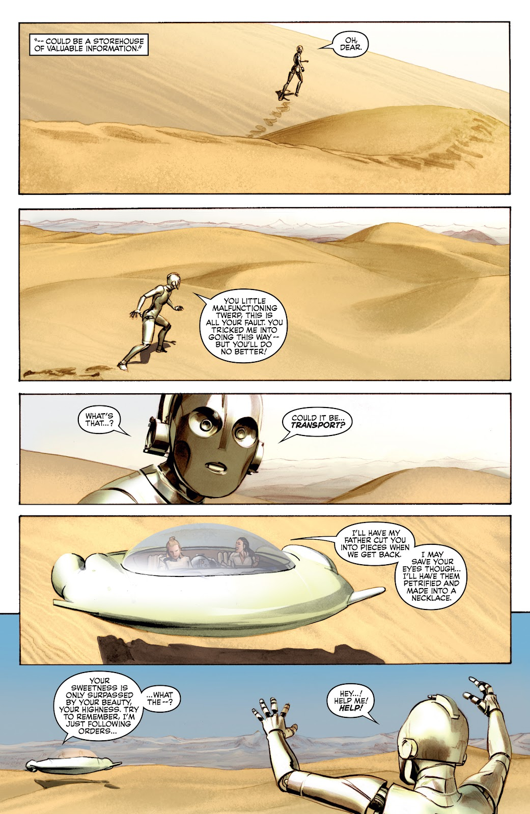 Read online Star Wars Legends: Infinities - Epic Collection comic -  Issue # TPB (Part 4) - 51