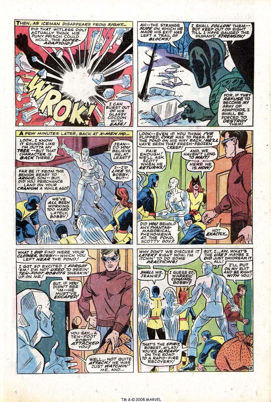 Read online Uncanny X-Men (1963) comic -  Issue #77 - 13