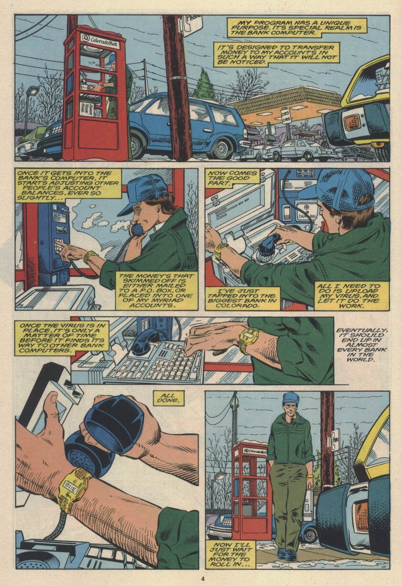Read online Alpha Flight (1983) comic -  Issue #63 - 6