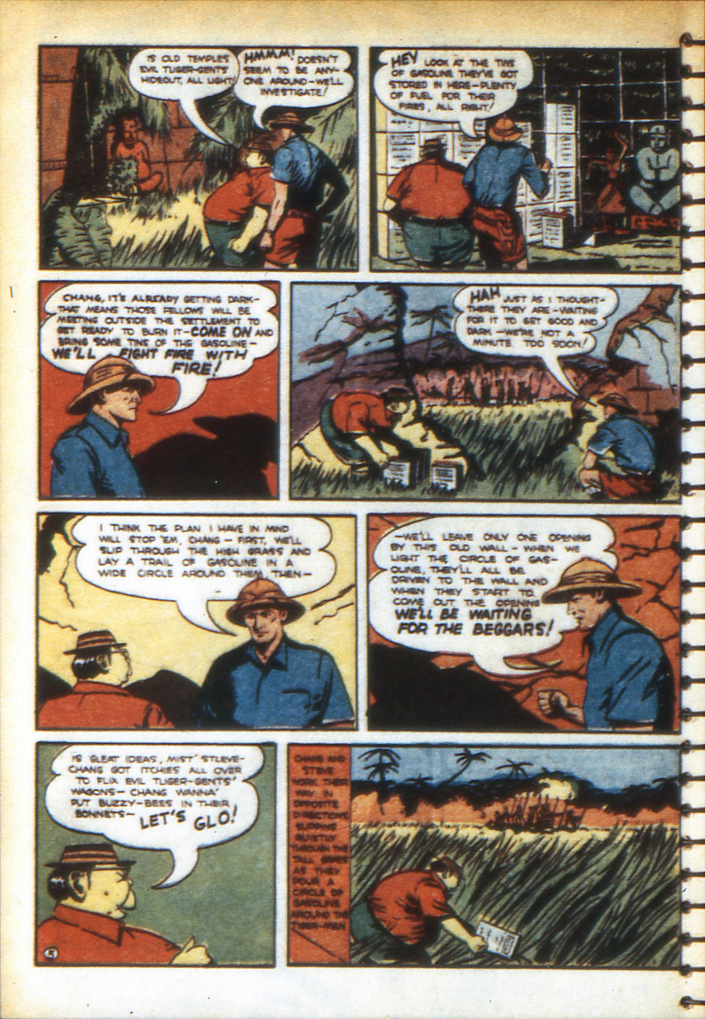 Read online Adventure Comics (1938) comic -  Issue #49 - 48