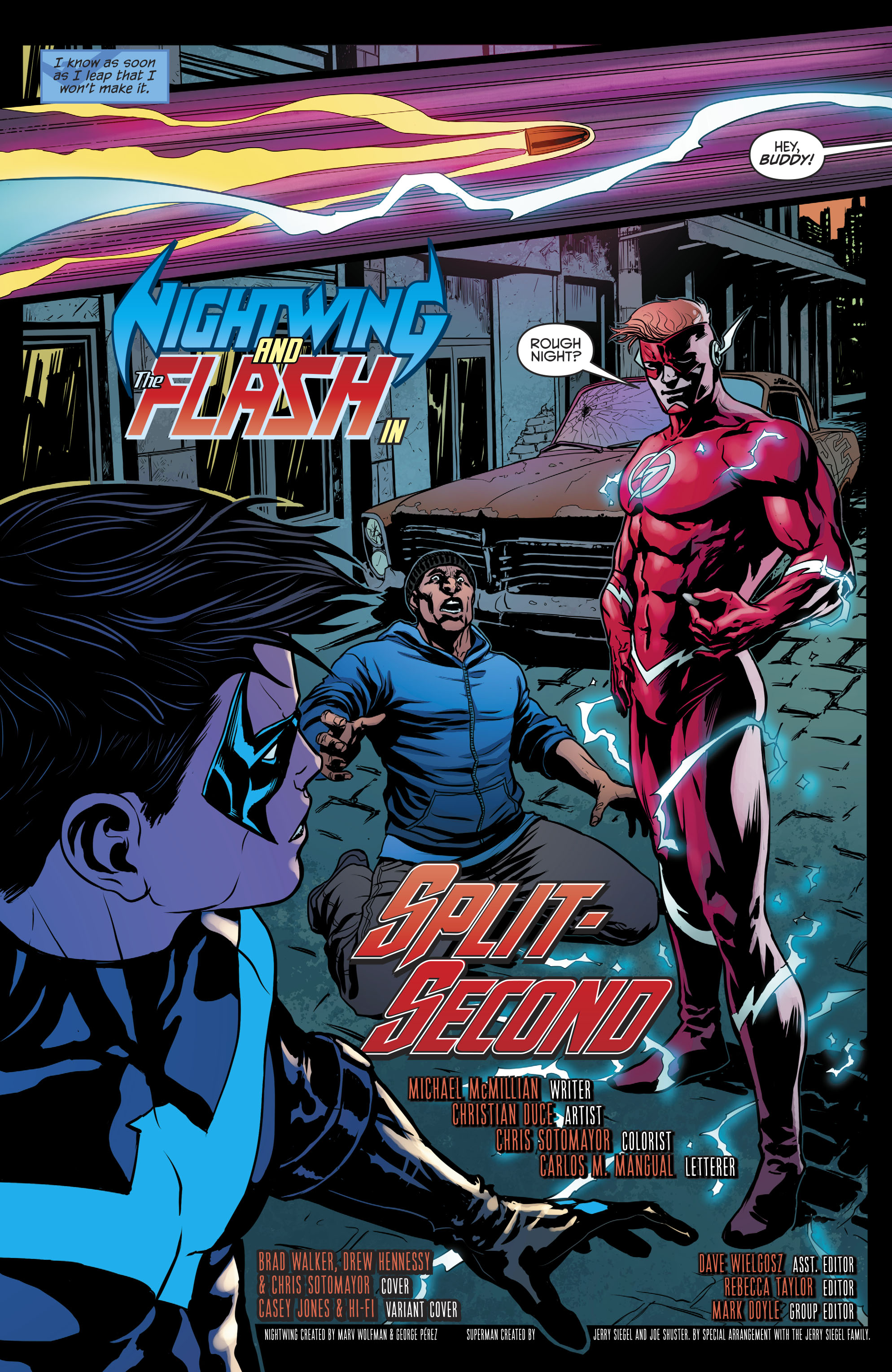 Read online Nightwing (2016) comic -  Issue #21 - 6