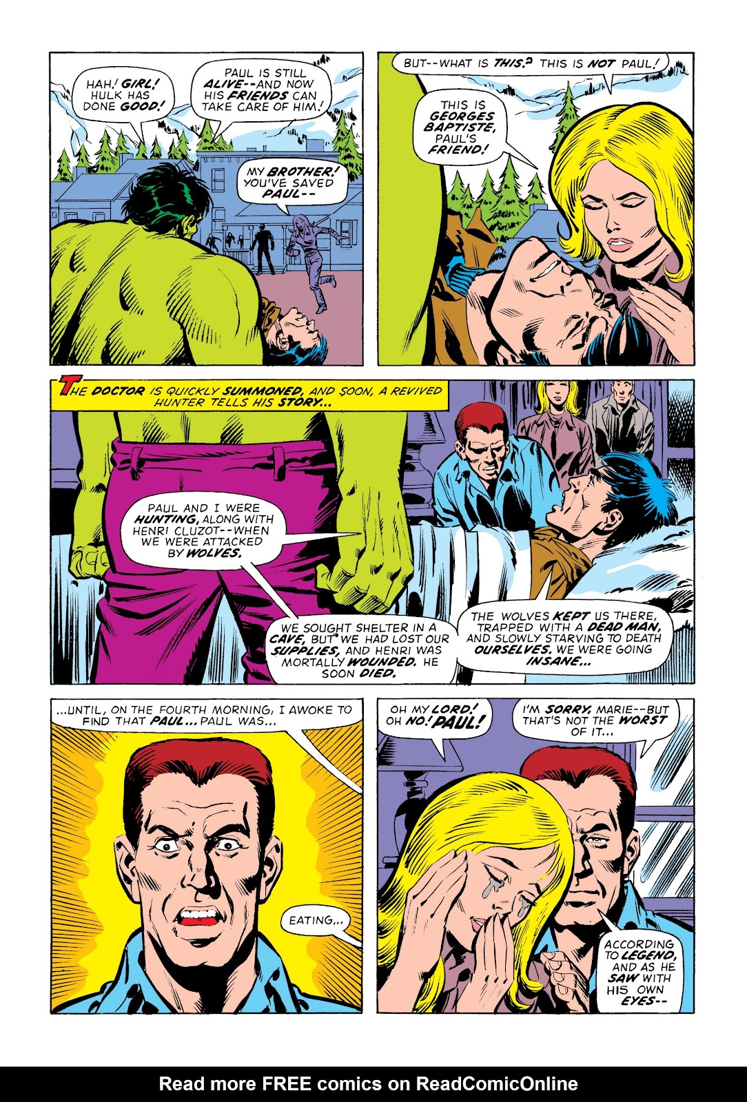 Read online Marvel Masterworks: The Incredible Hulk comic -  Issue # TPB 9 (Part 2) - 27