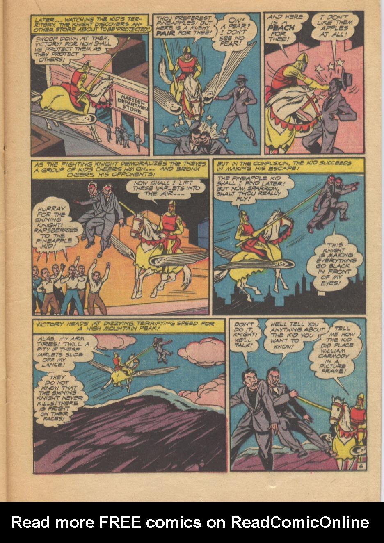 Read online Adventure Comics (1938) comic -  Issue #81 - 40
