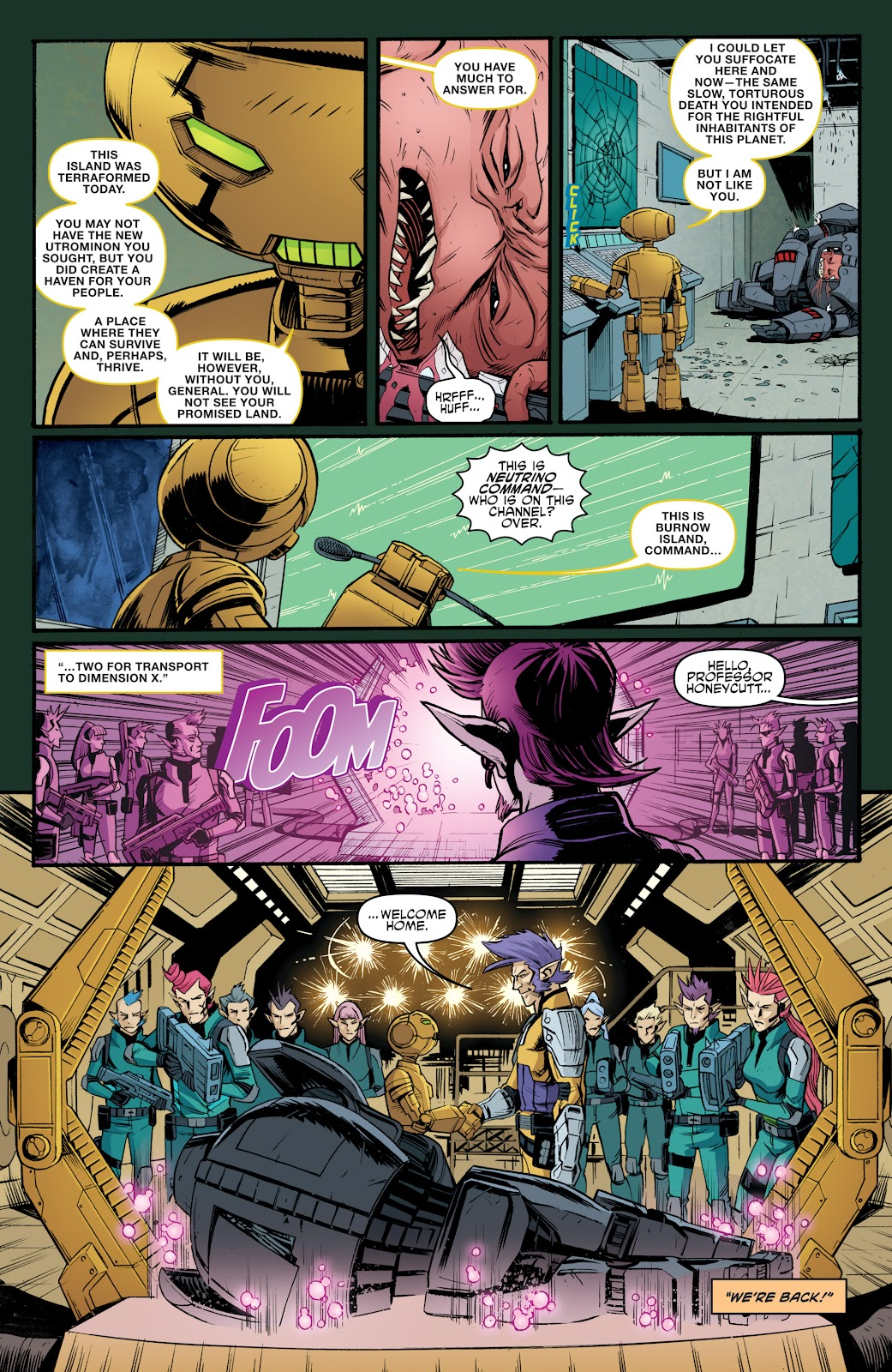 Read online Teenage Mutant Ninja Turtles: The IDW Collection comic -  Issue # TPB 5 (Part 4) - 52