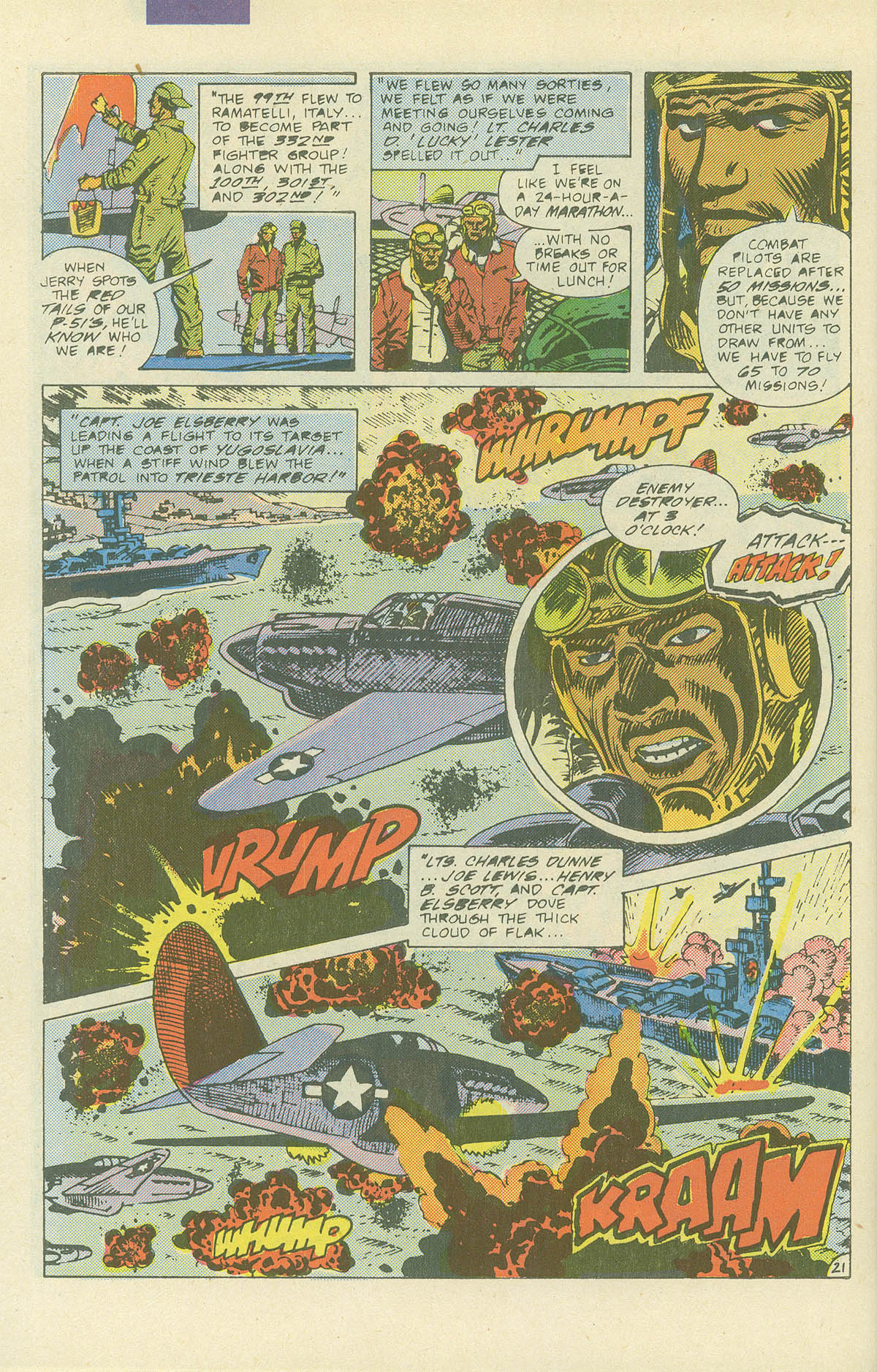 Read online Sgt. Rock comic -  Issue #405 - 27
