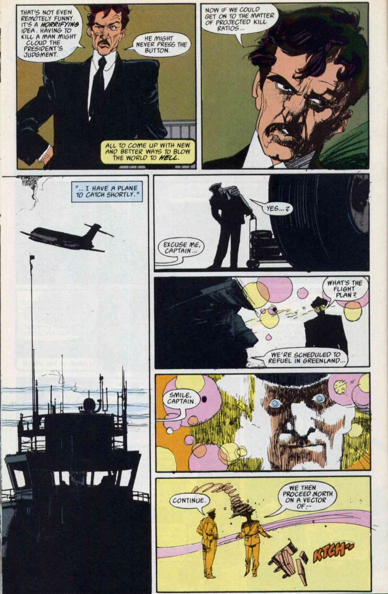 Read online Doctor Zero comic -  Issue #2 - 16