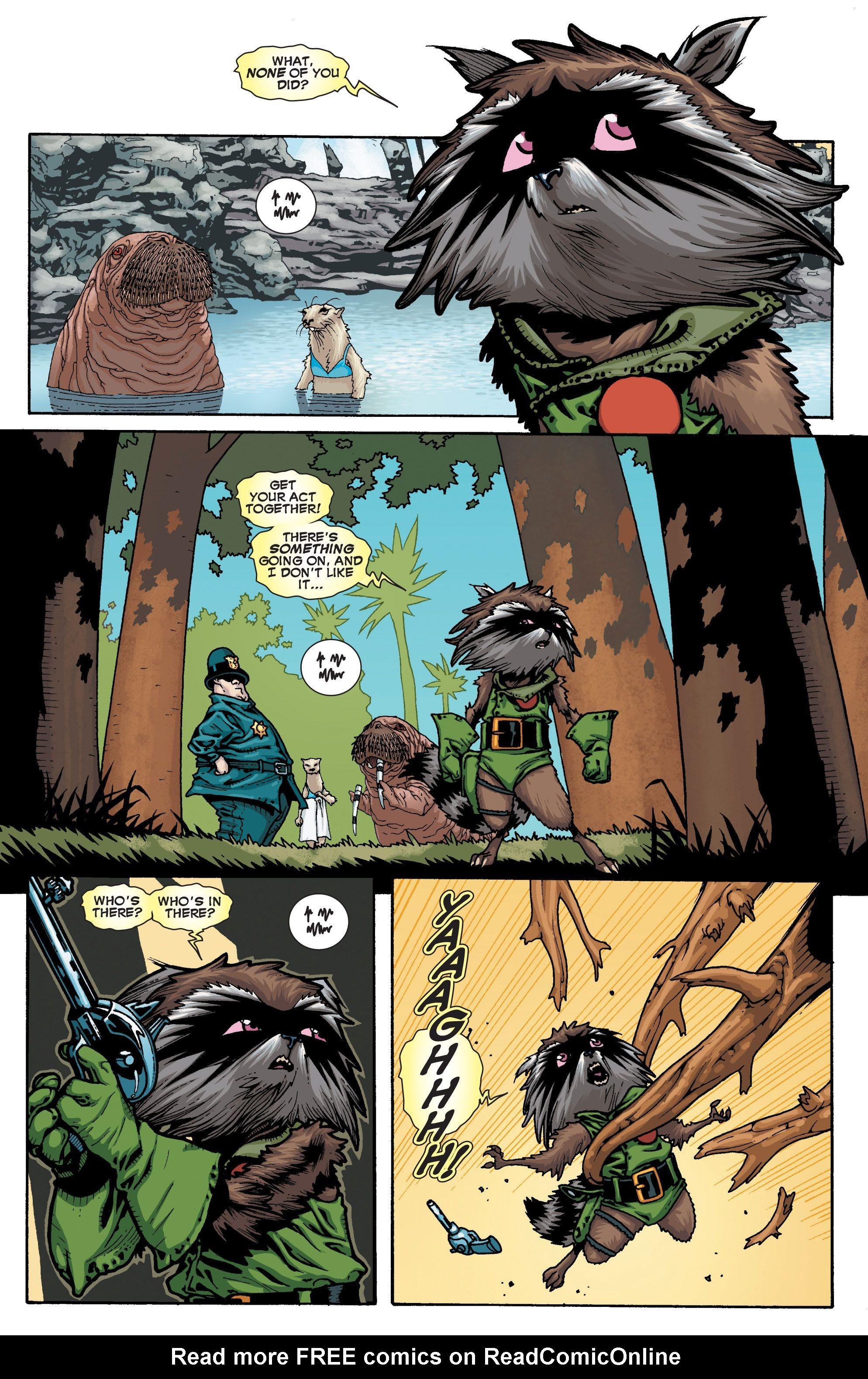 Read online Annihilators comic -  Issue #4 - 24
