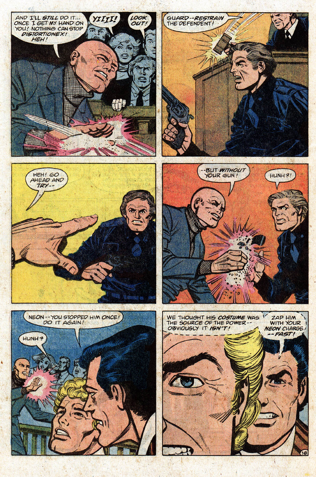 Read online Adventure Comics (1938) comic -  Issue #489 - 20