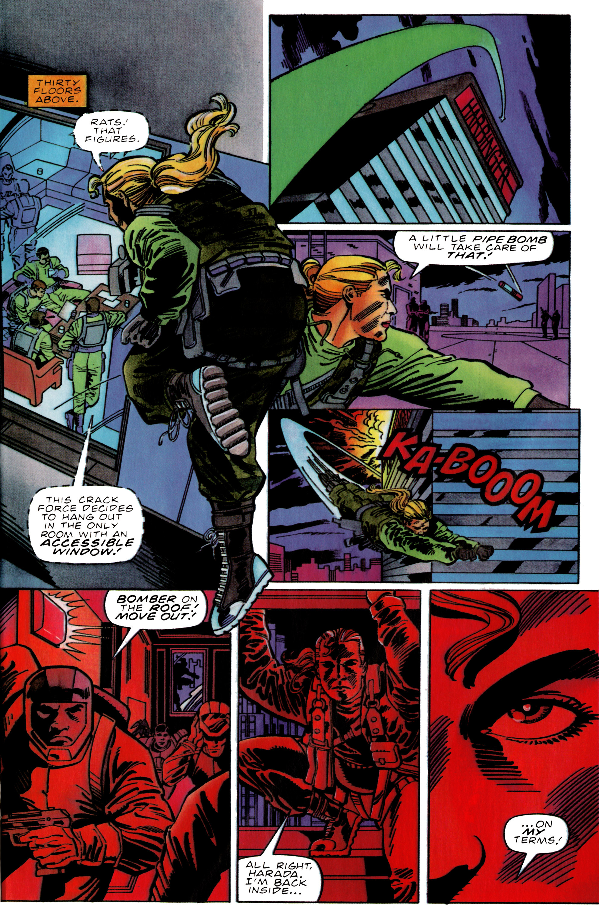 Read online Harbinger (1992) comic -  Issue #39 - 13