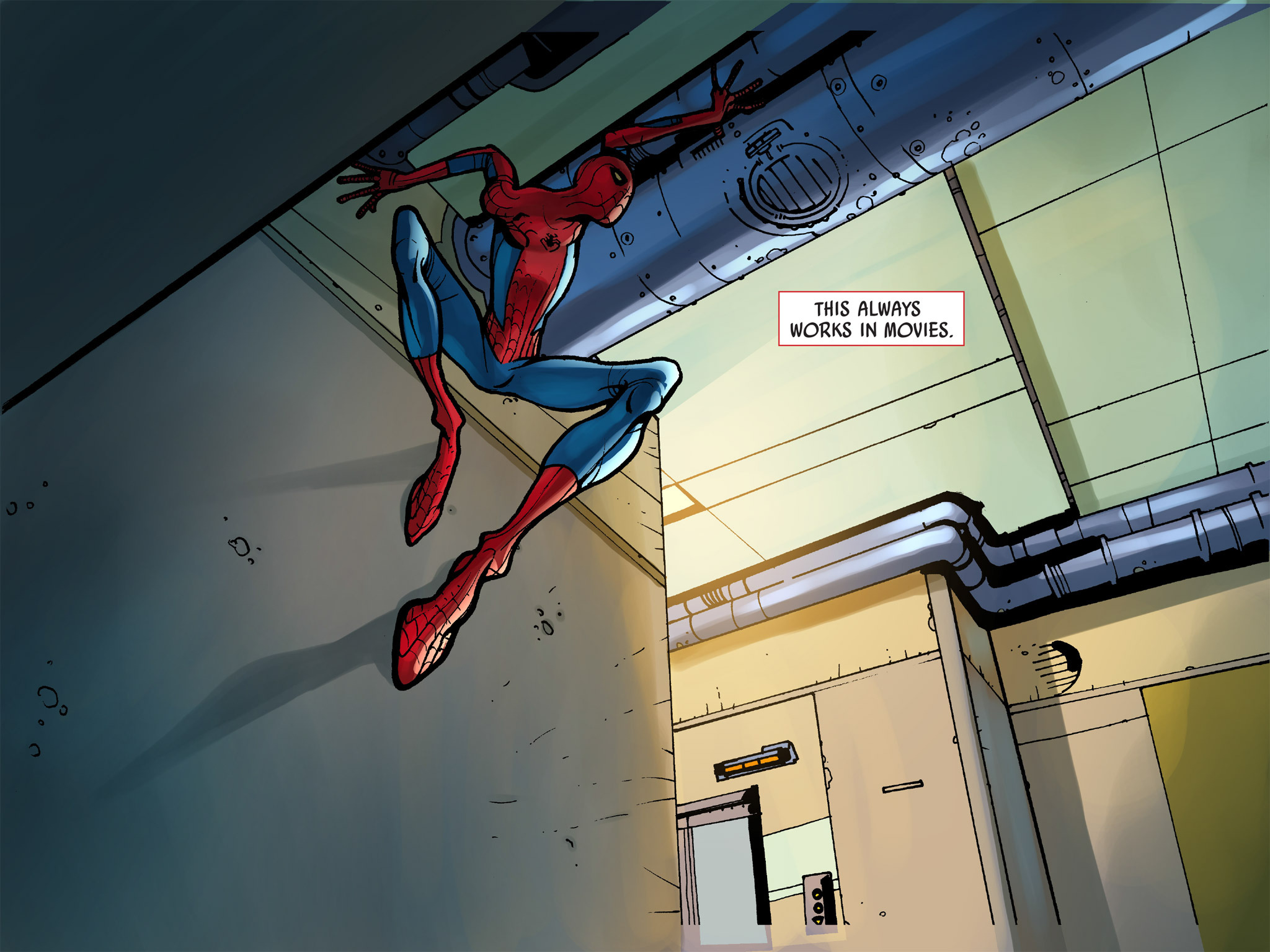 Read online Amazing Spider-Man: Who Am I? comic -  Issue # Full (Part 1) - 38