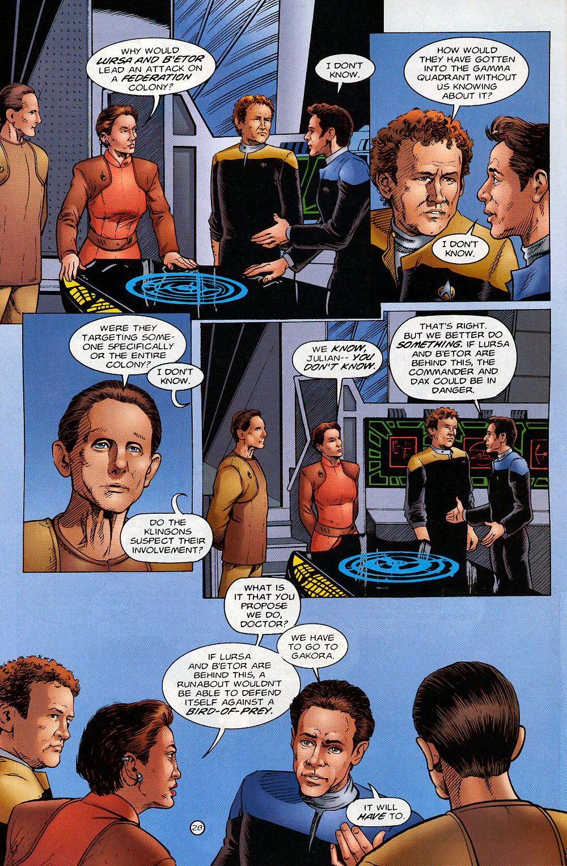 Read online Star Trek: Deep Space Nine - Lightstorm comic -  Issue # Full - 28