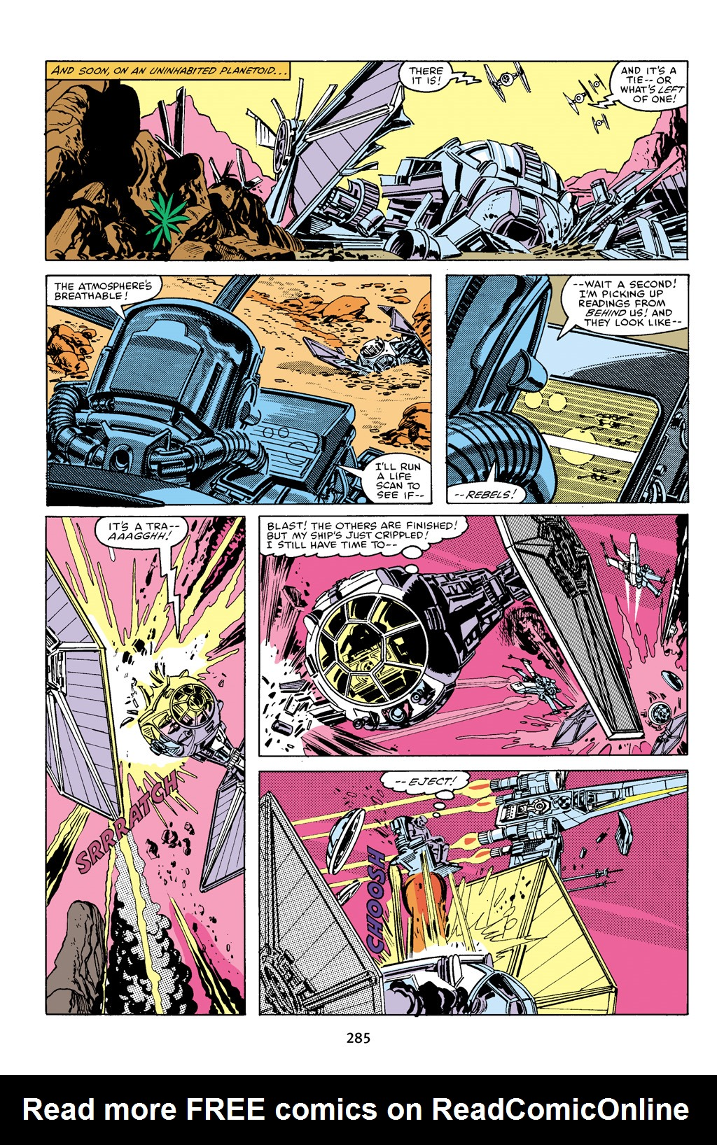 Read online Star Wars Omnibus comic -  Issue # Vol. 16 - 280