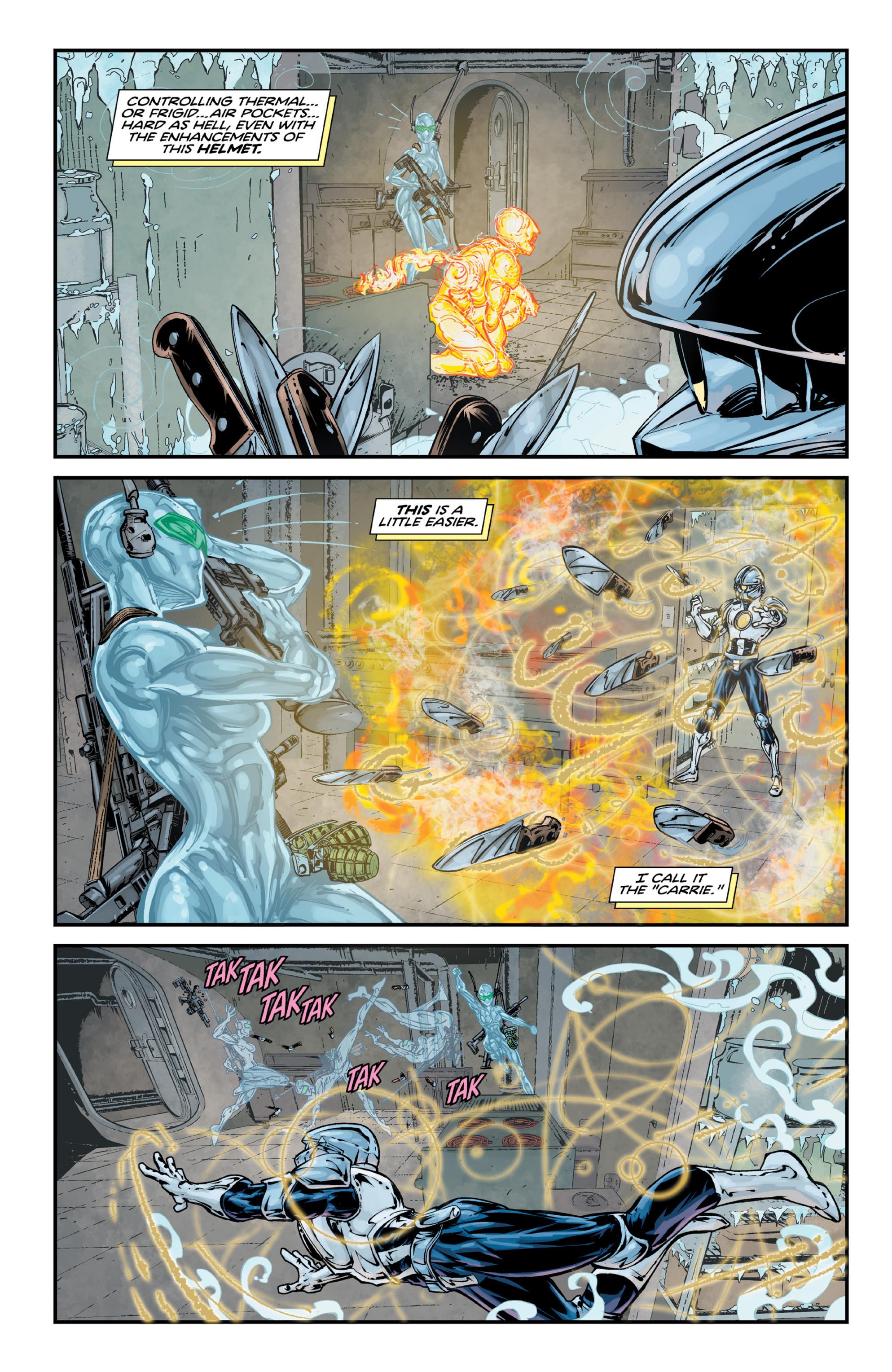 Read online Brain Boy:  The Men from G.E.S.T.A.L.T. comic -  Issue # TPB - 82