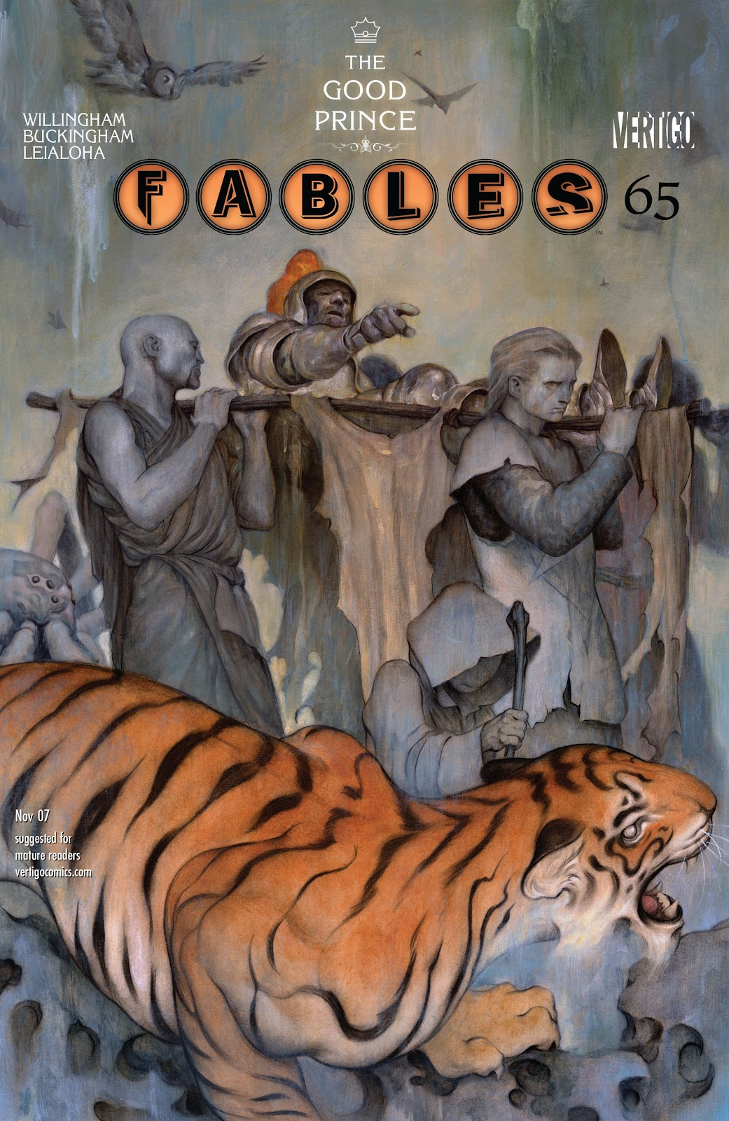 Fables issue 65 - Page 1