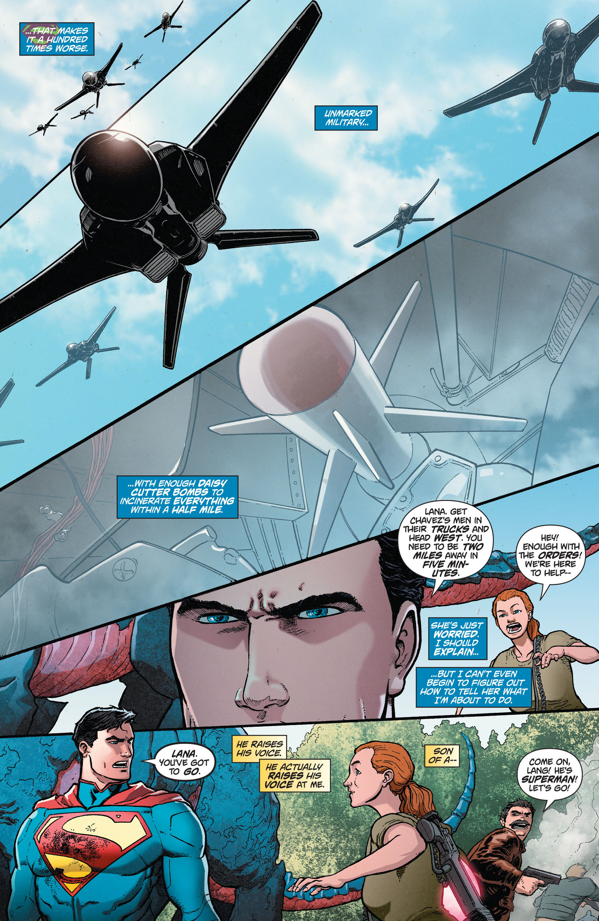 Read online Action Comics (2011) comic -  Issue #29 - 14